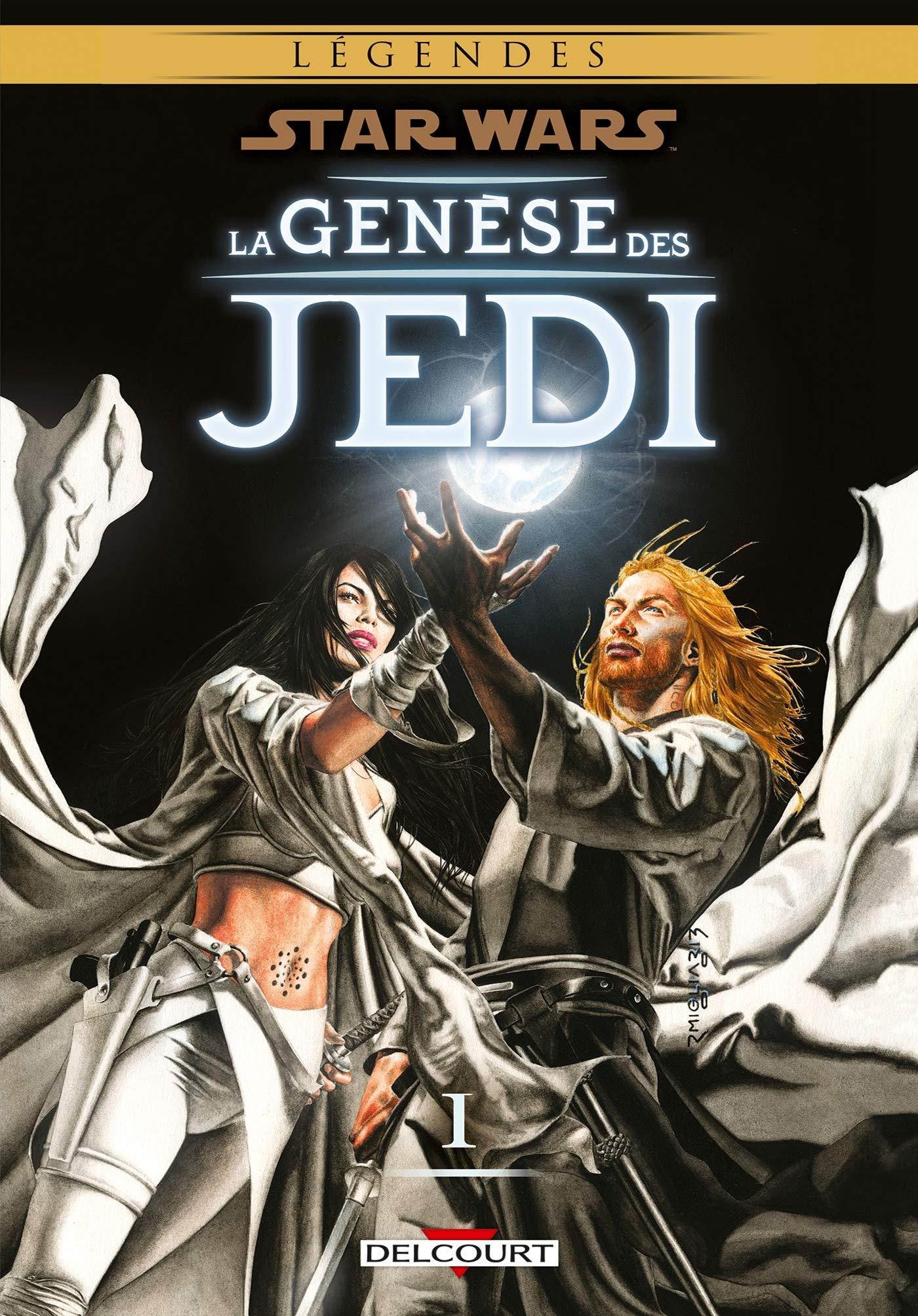 Star wars - La genèse des Jedi 1