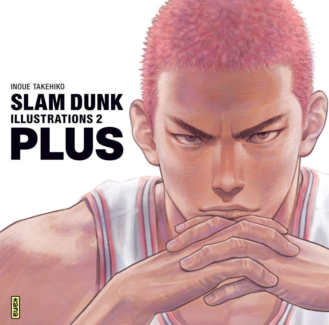 Slam Dunk Illustrations 2 plus 1