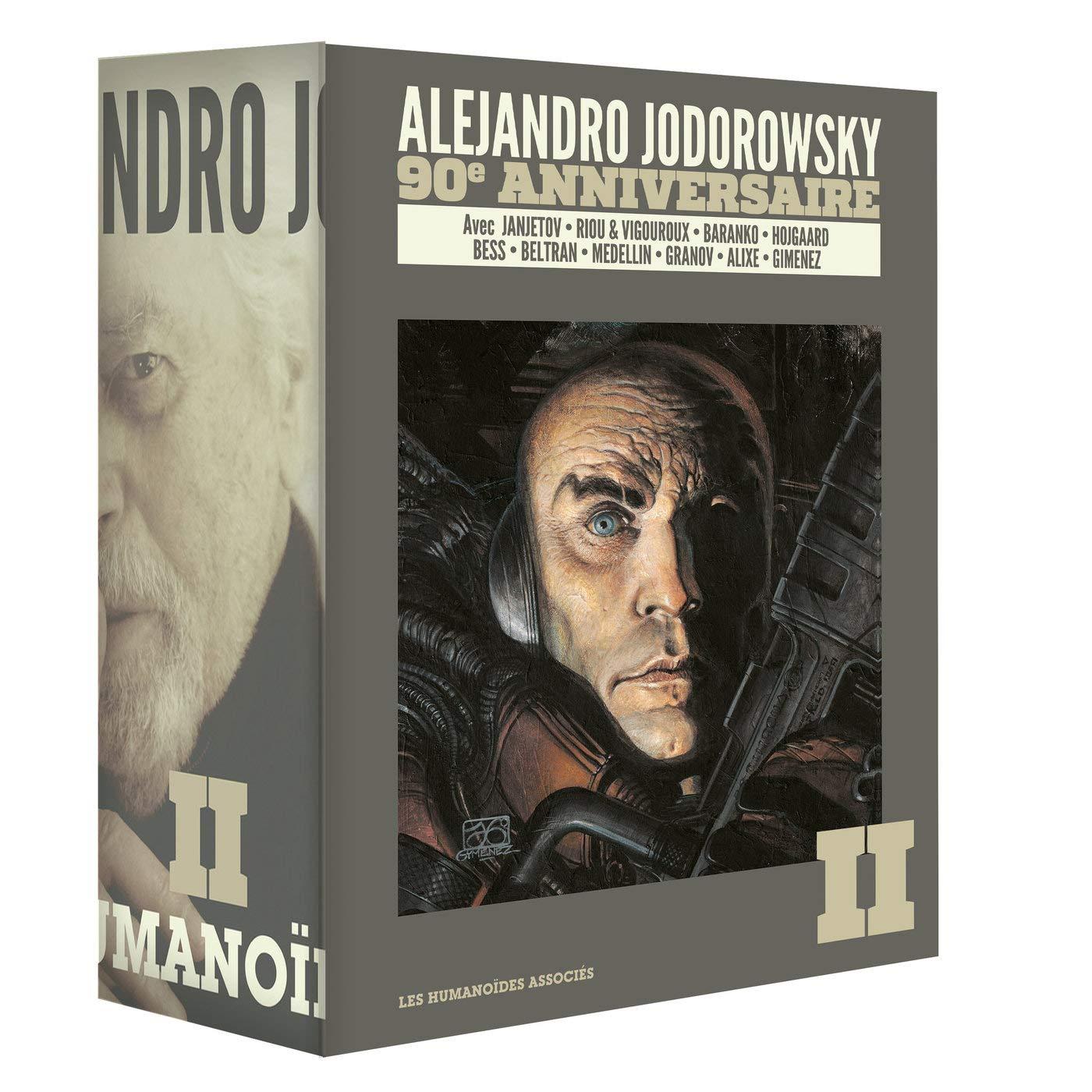 Alejandro Jodorowsky - 90ème anniversaire 2 - Coffret 2