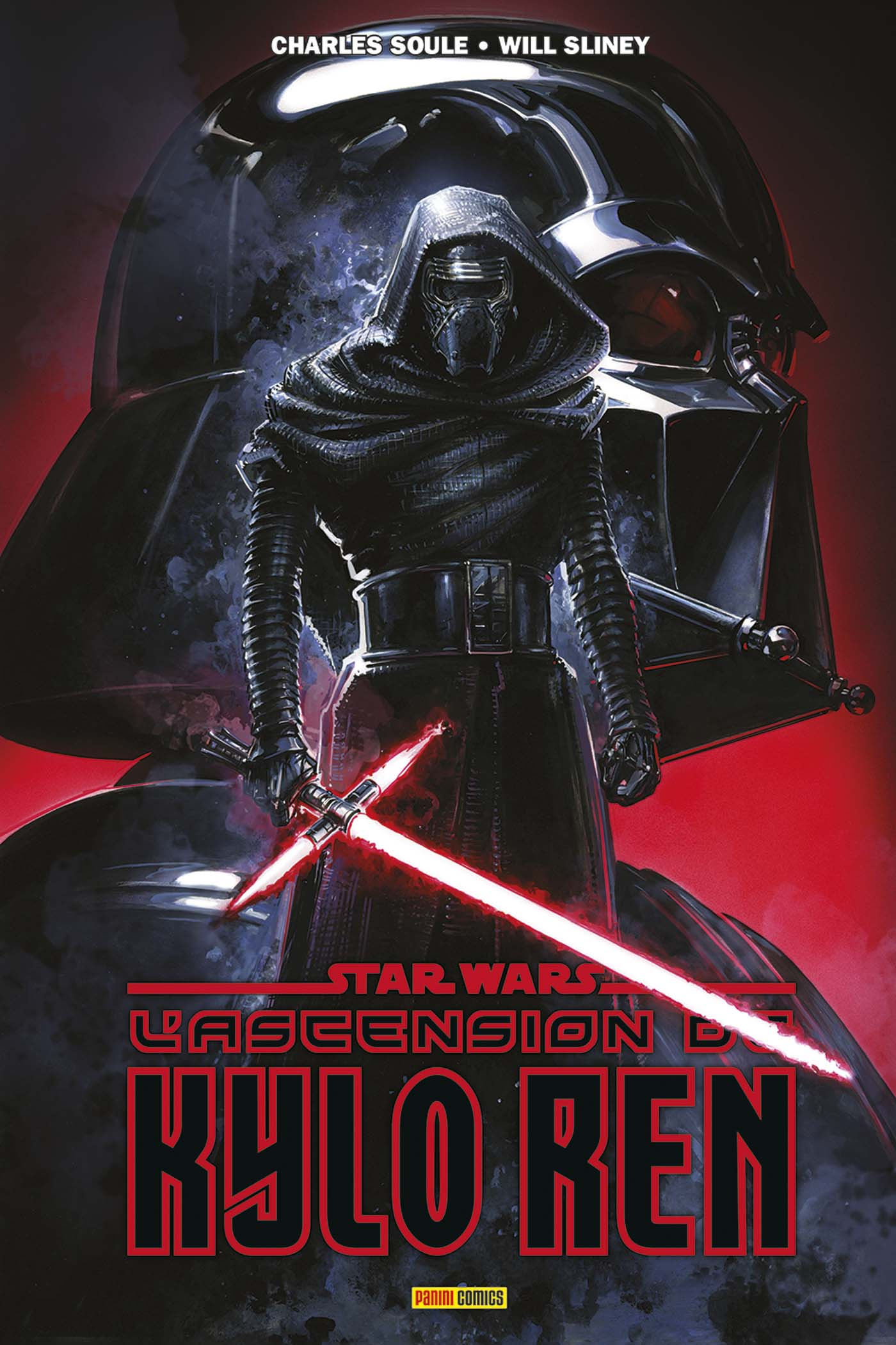 Star Wars - The Rise Of Kylo Ren 1