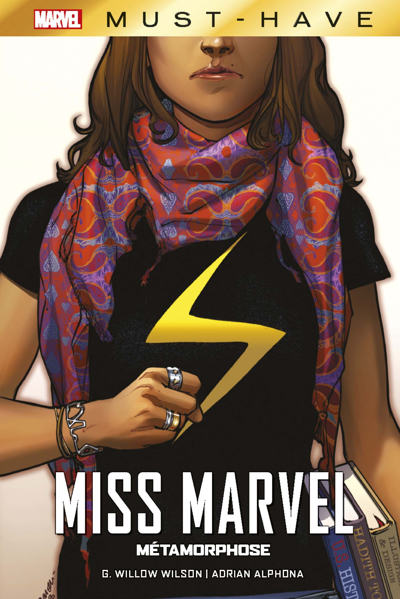 Ms Marvel - Métamorphose 1