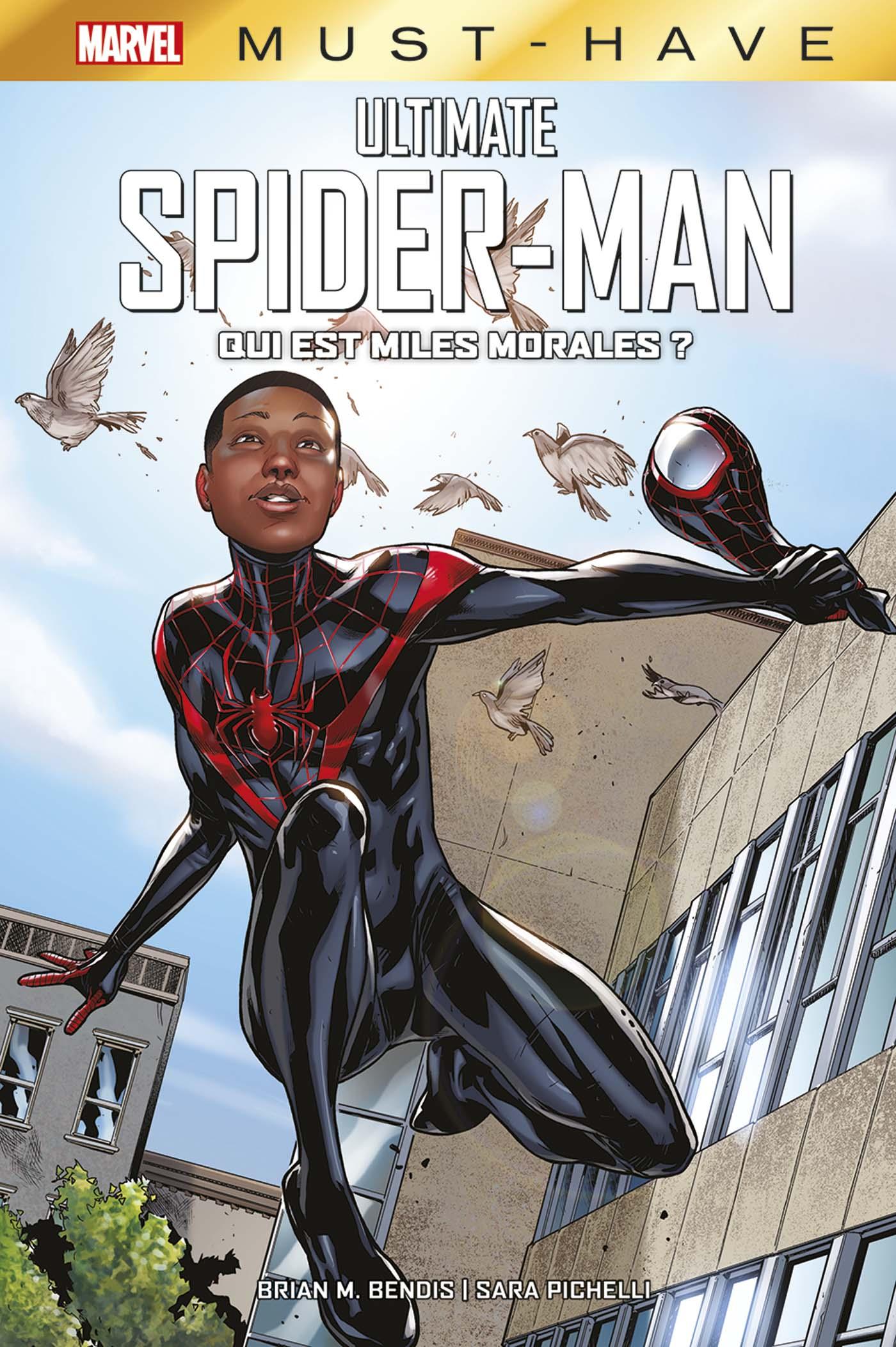Ultimate Spider-man - Qui est Miles Morales ? 1