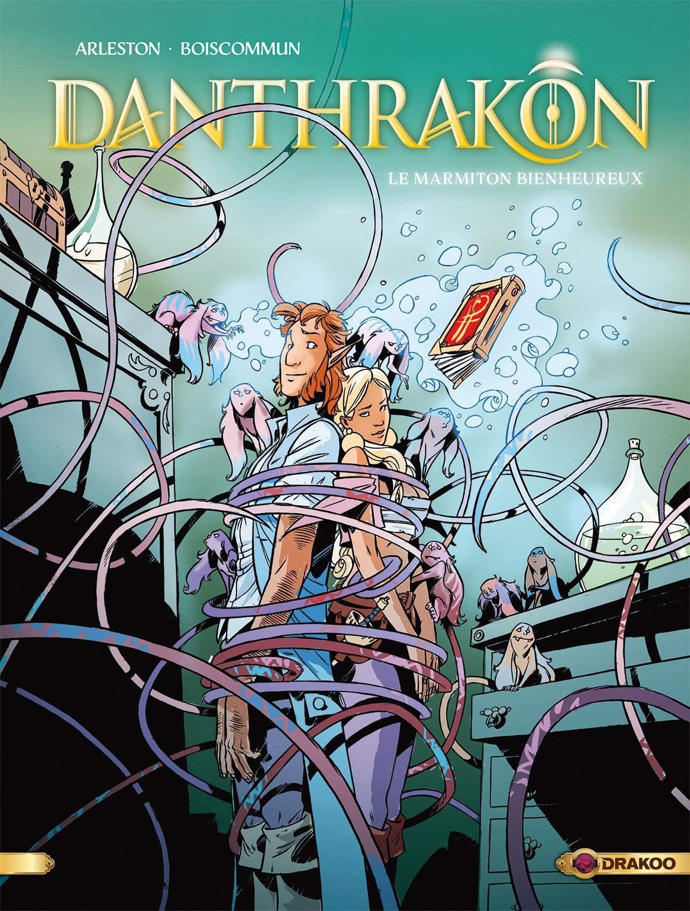 Danthrakon 3 - Le marmiton bienheureux