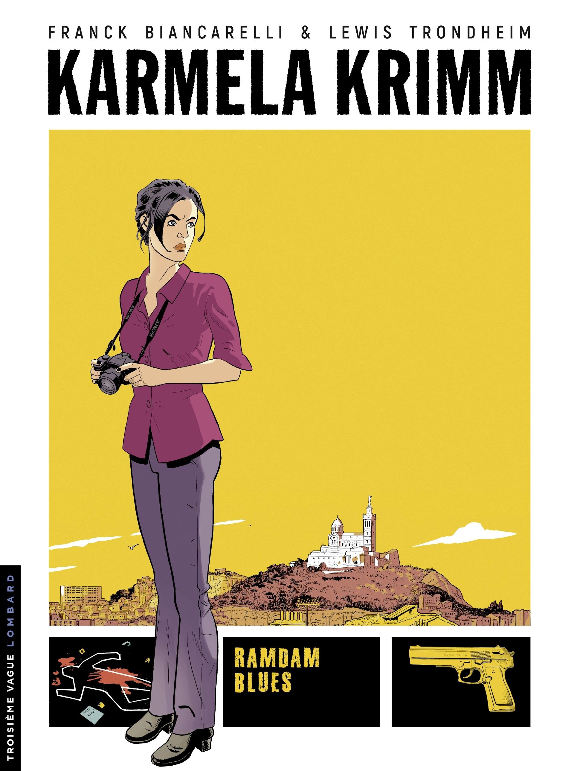 Karmela Krimm 1 - Ramdam Blues
