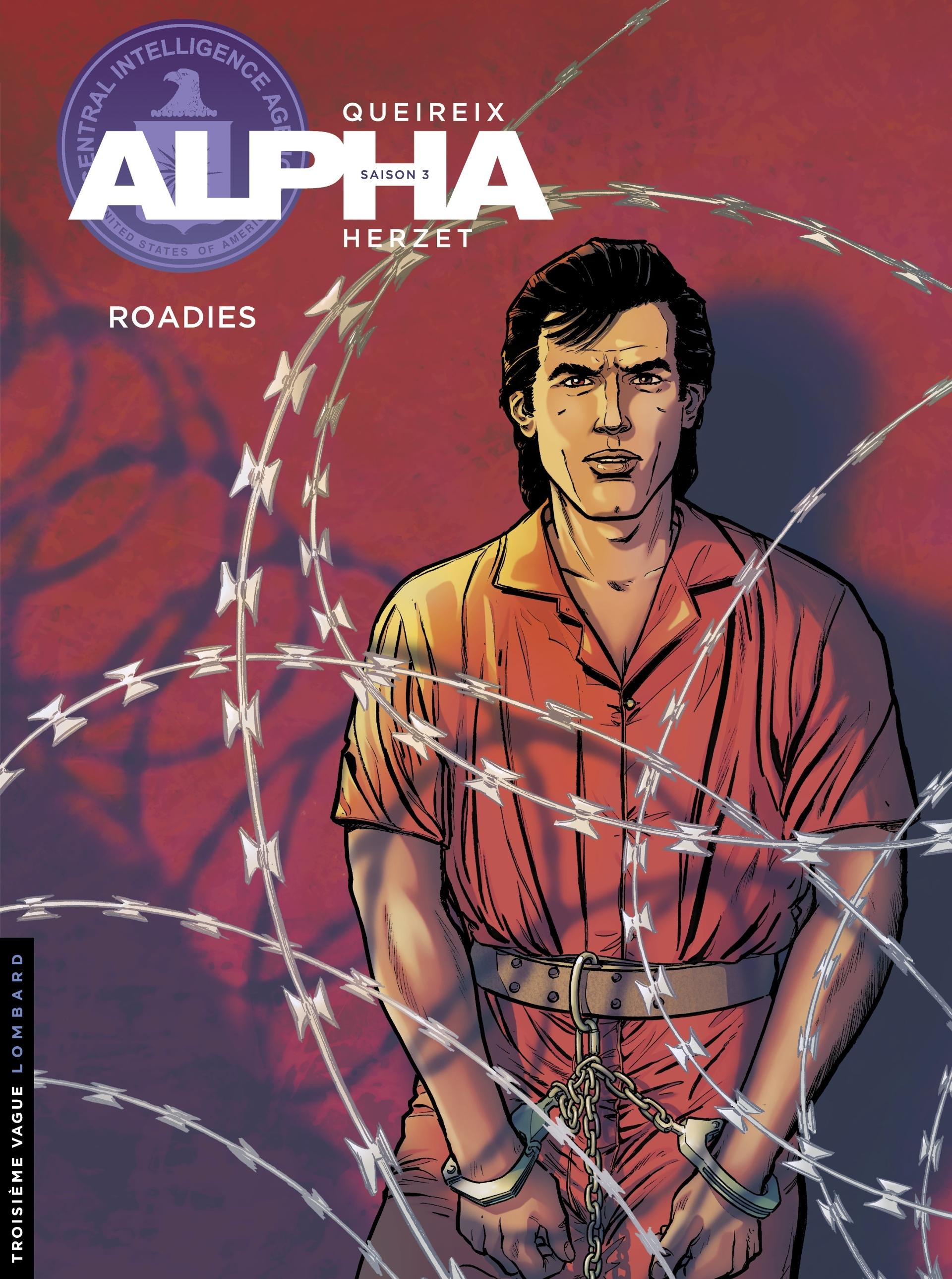 Alpha 15 - Roadies