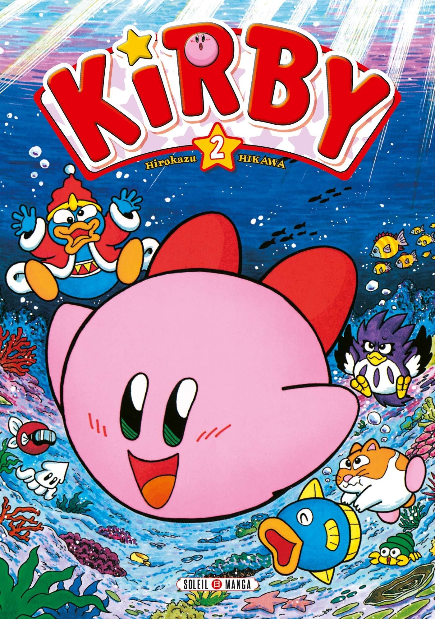 Les Aventures de Kirby dans les Étoiles 2