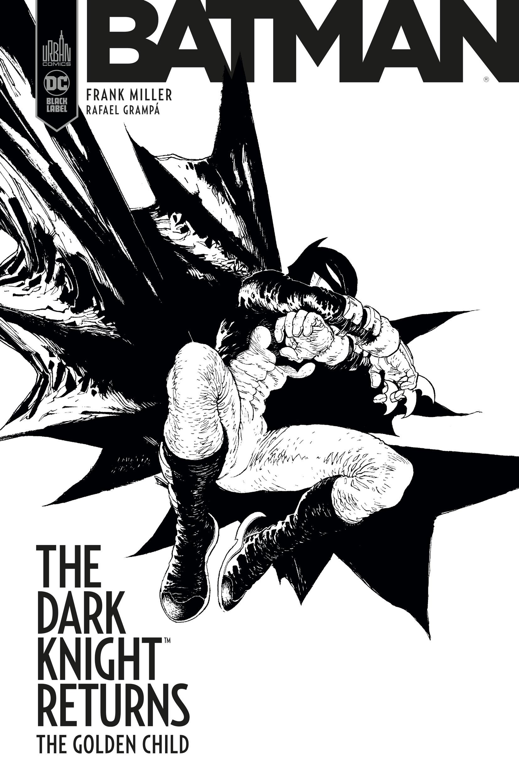 Dark Knight Returns - The Golden Child 1