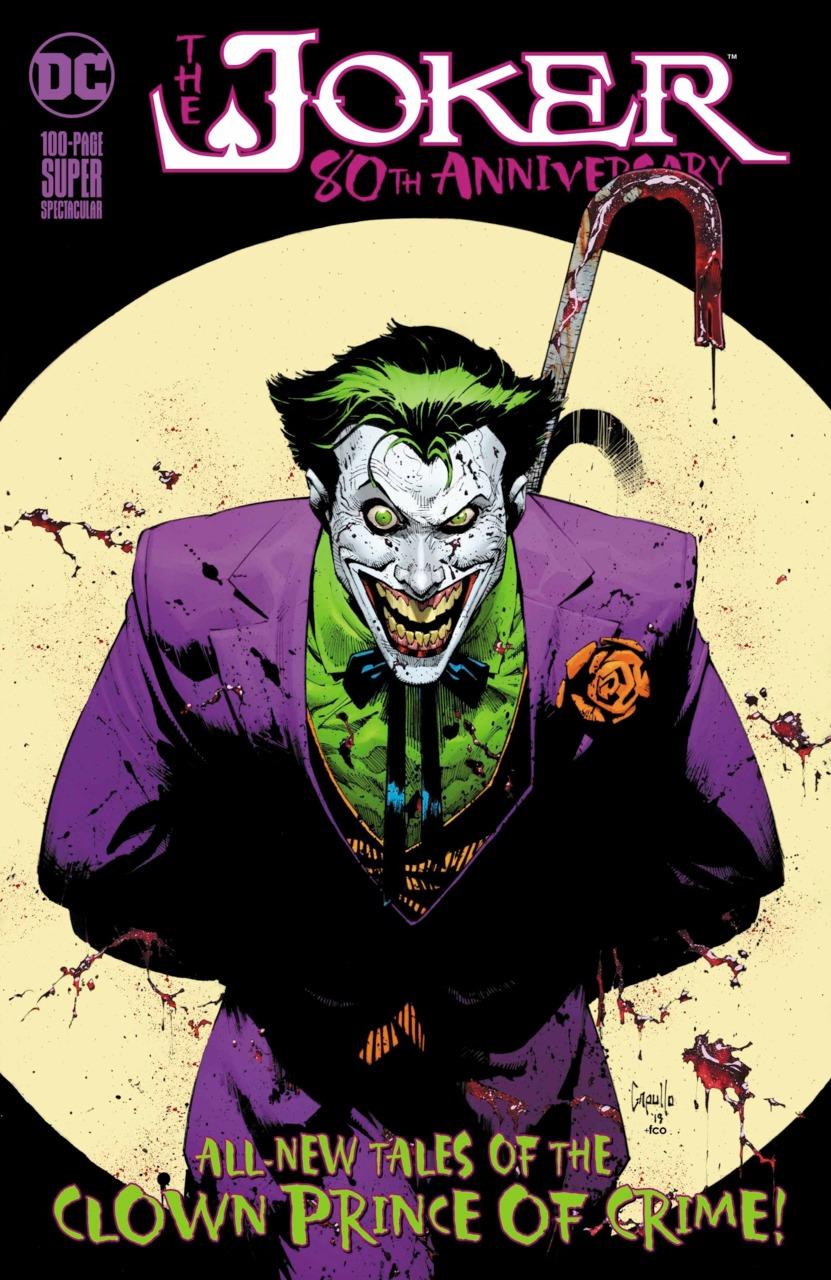 The Joker - 80th Anniversary 100-Page Super Spectacular 1