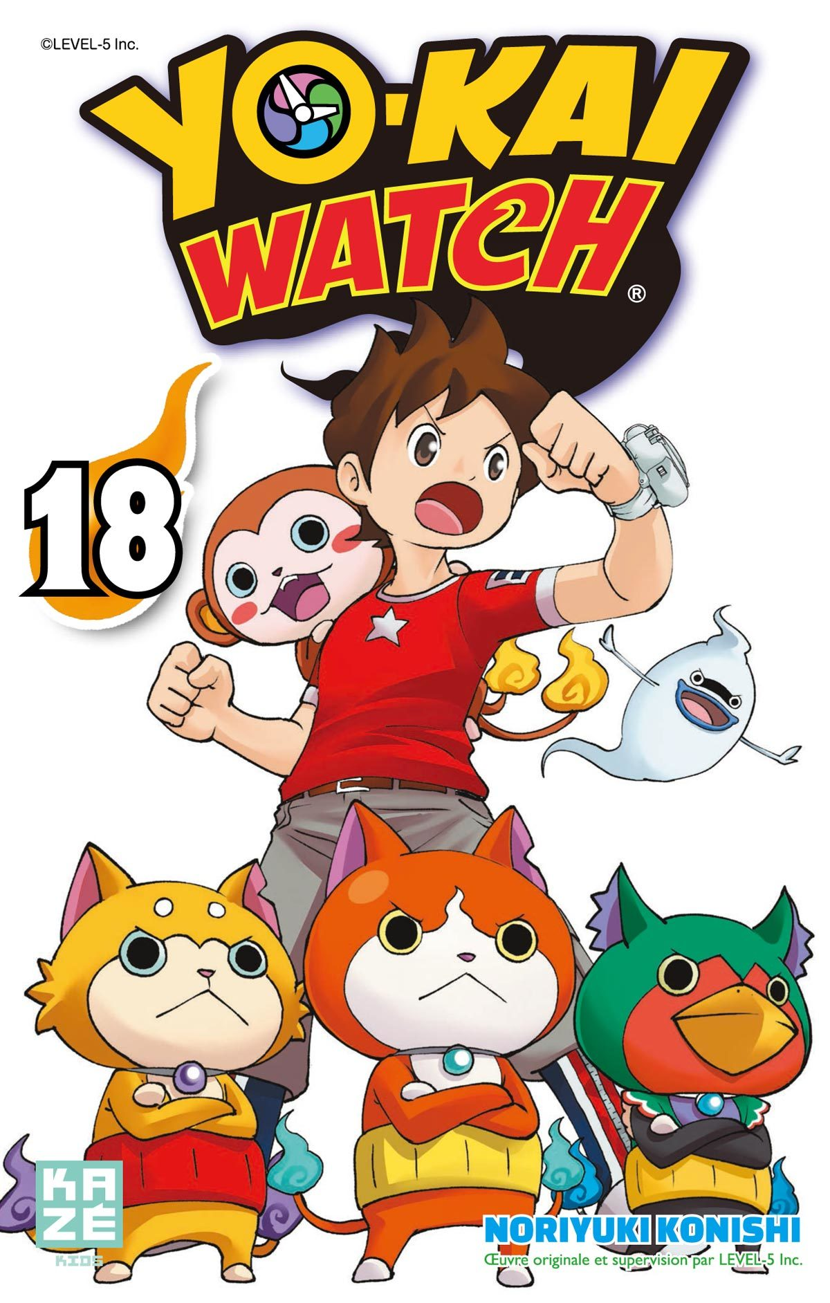 Yo-kai watch 18
