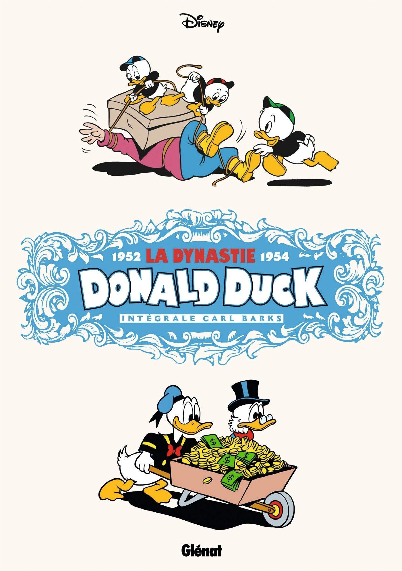 La Dynastie Donald Duck 3 - Tome 3 (coffret + Cale)