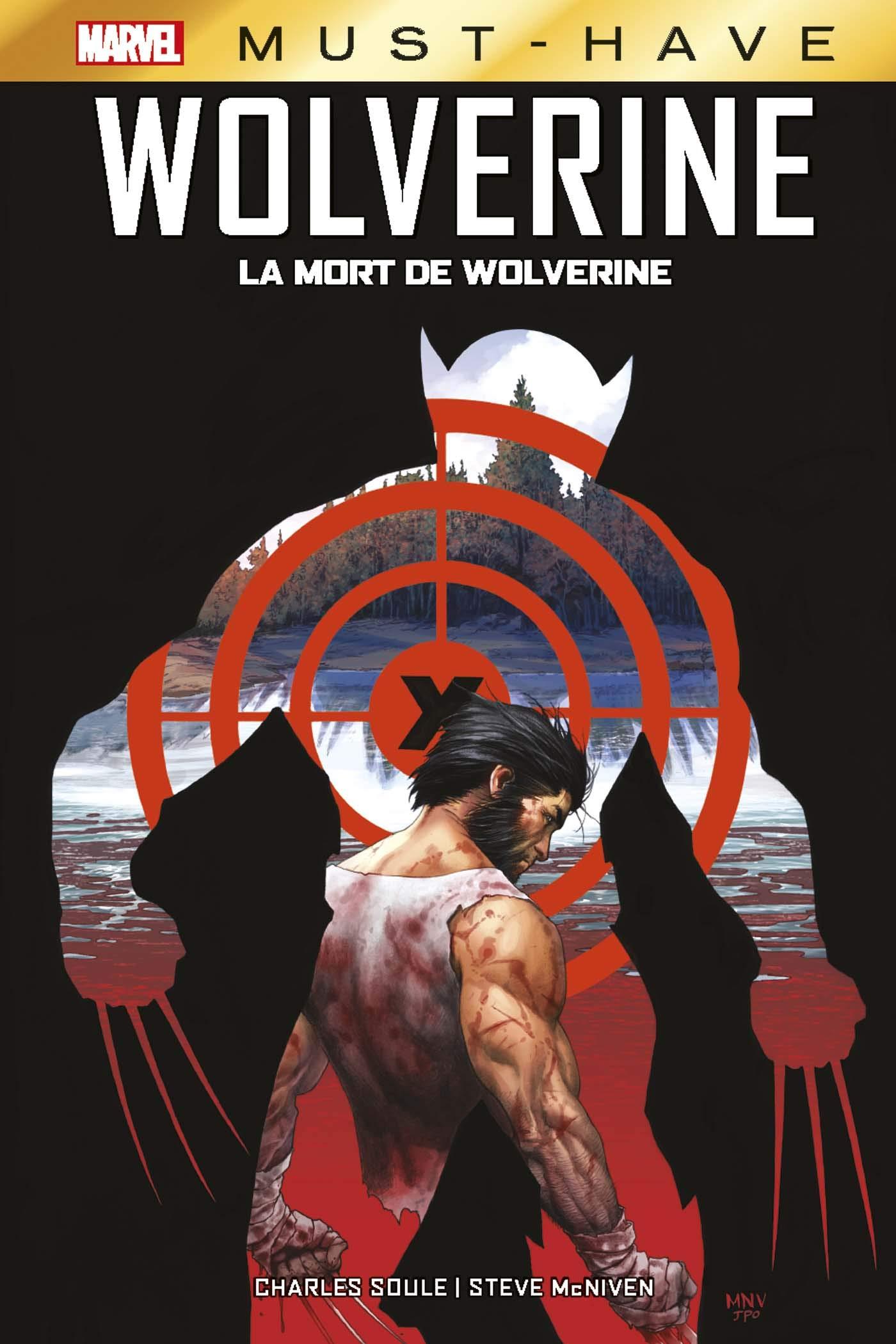 La Mort de Wolverine 1
