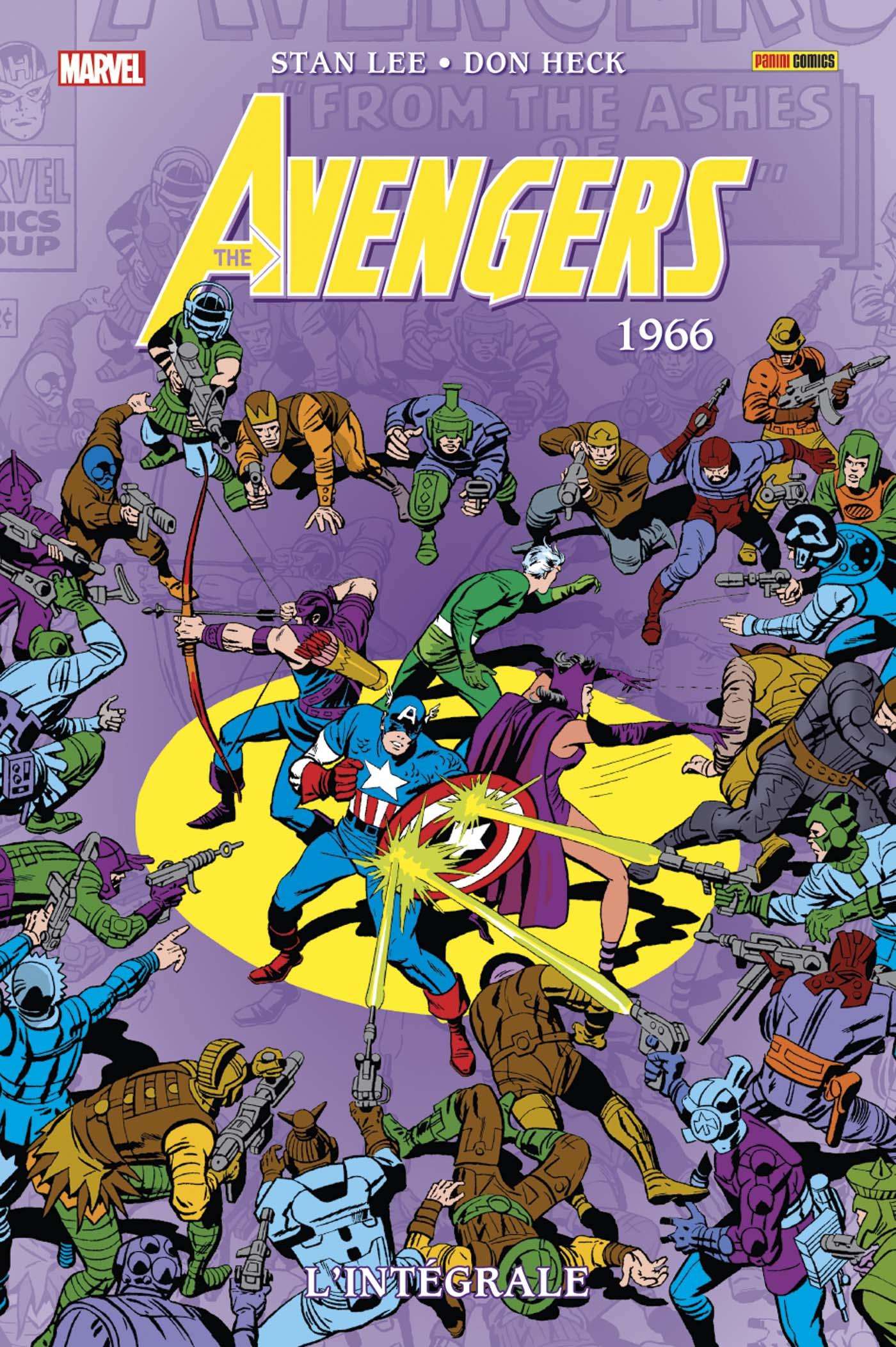 Avengers 1966 - 1966 (Réédition 2020)
