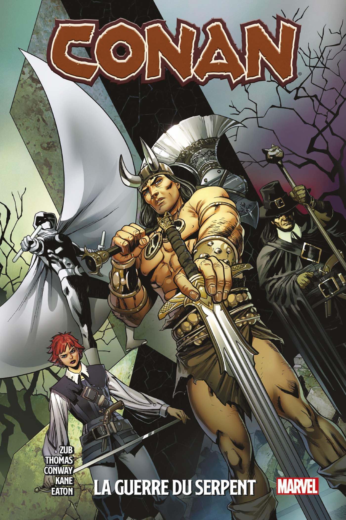 Conan - Serpent War 1