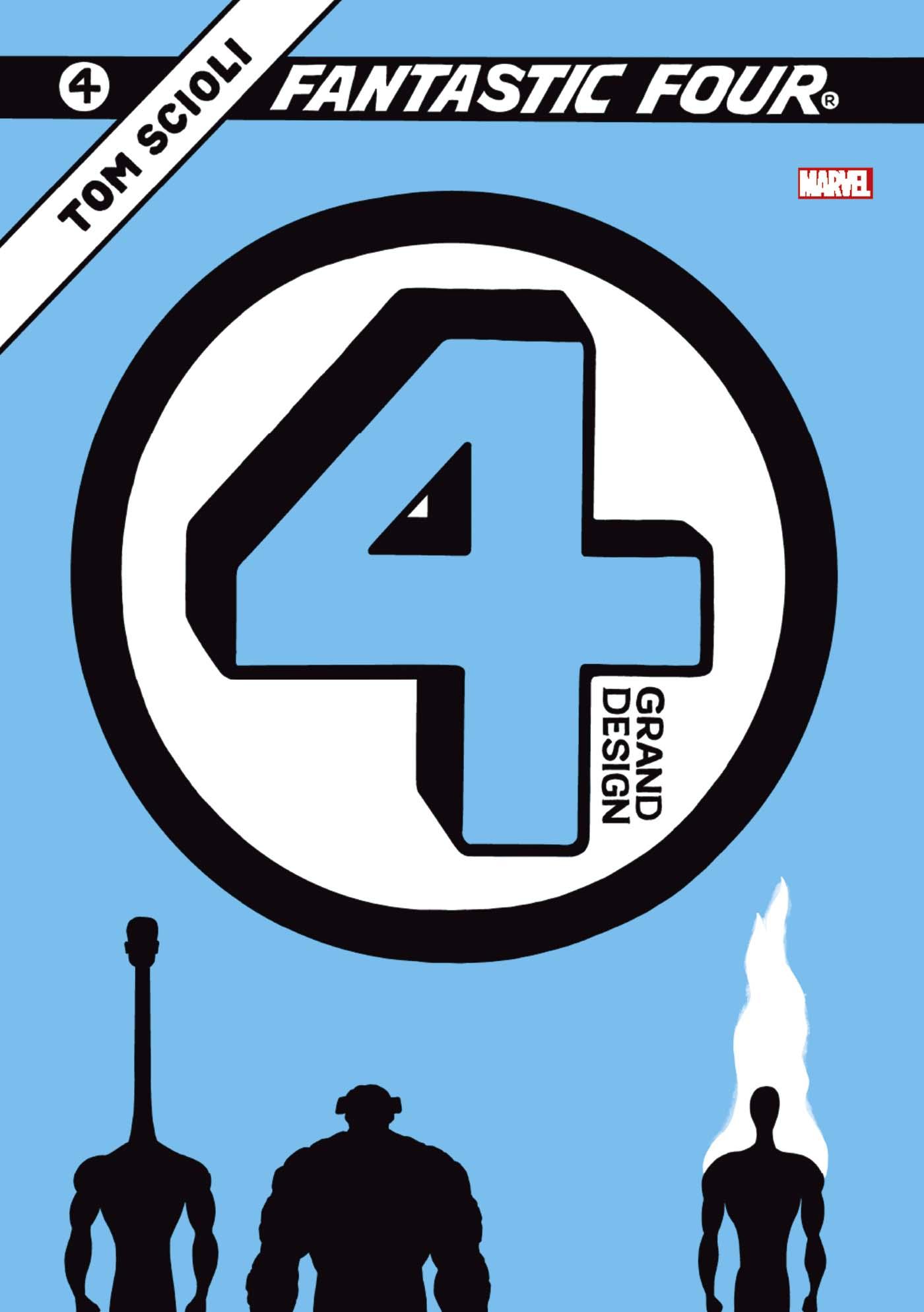 Fantastic Four - Grand Design 1
