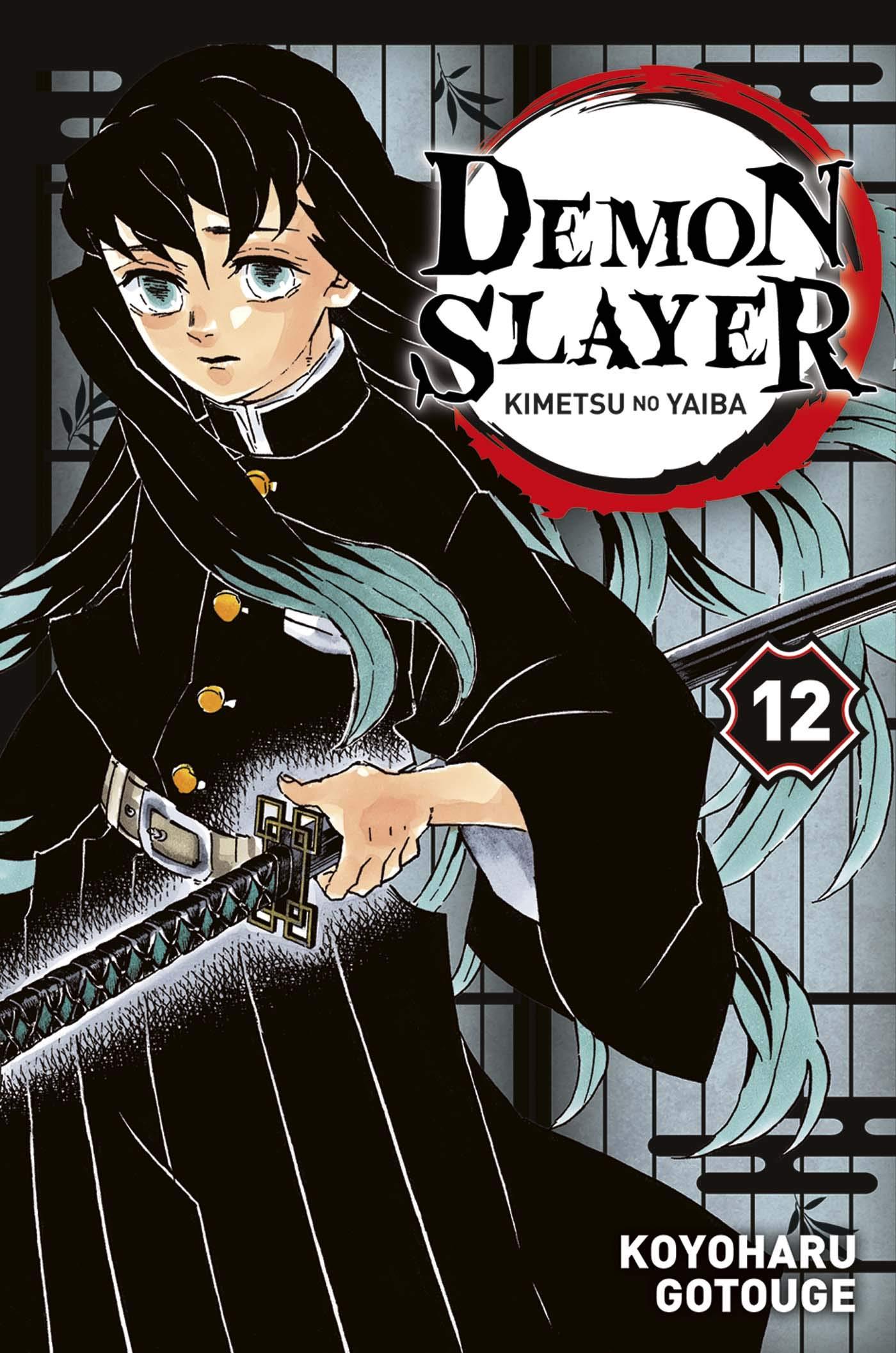Demon slayer 12