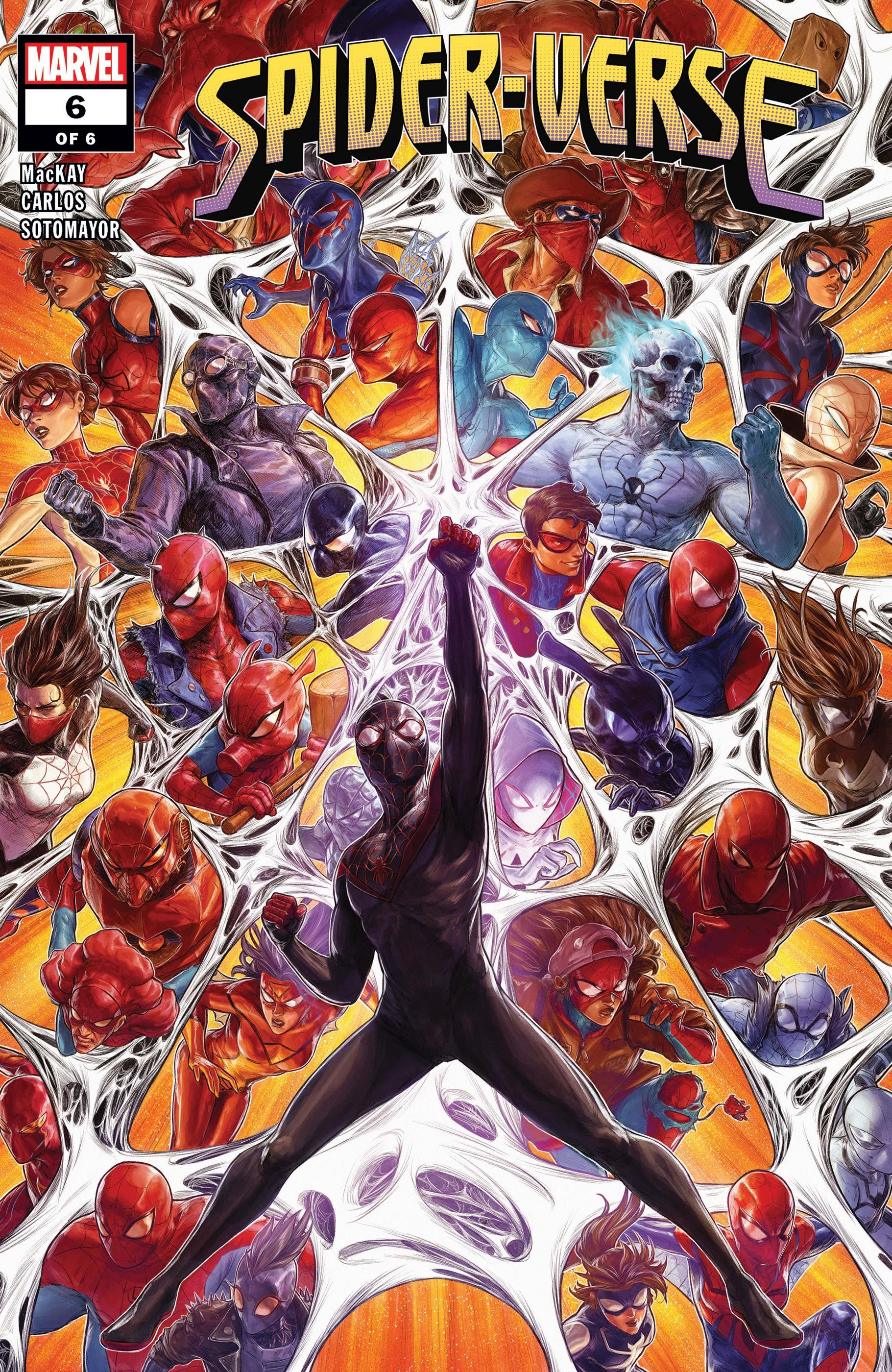 Spider-Man - Spider-Verse 6