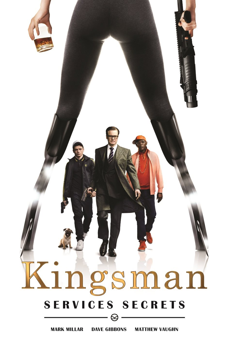 Kingsman - Services Secrets 1 - Réédition 2020