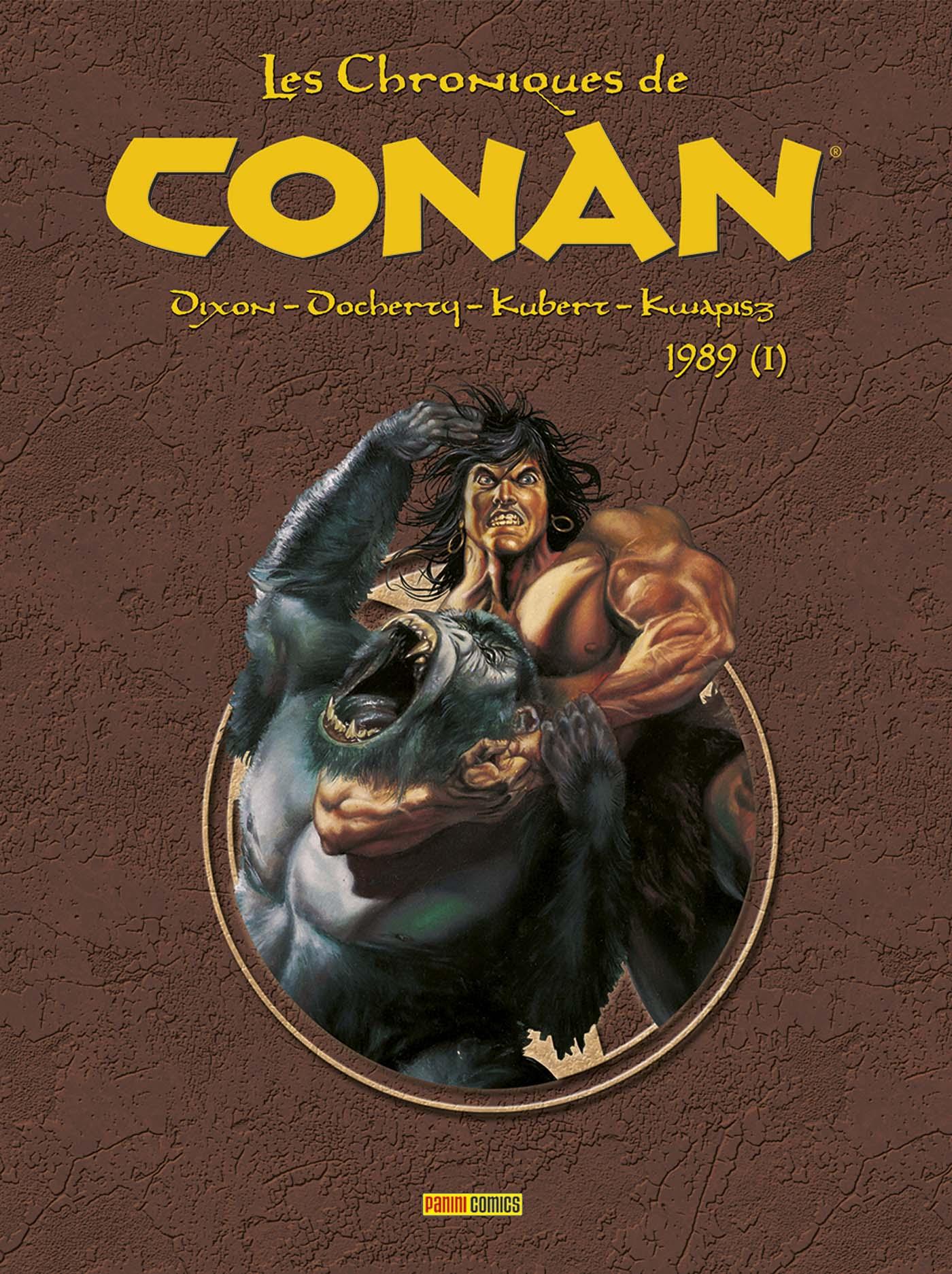Les Chroniques de Conan 1989.1 - 1989 (I)