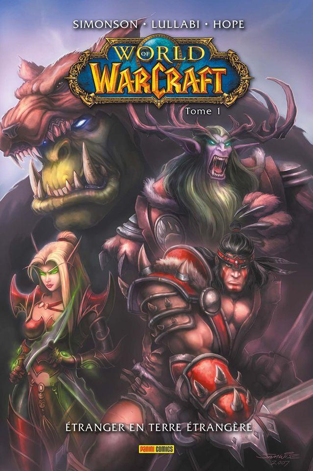 World of Warcraft 1 - Étranger en terre étrangère