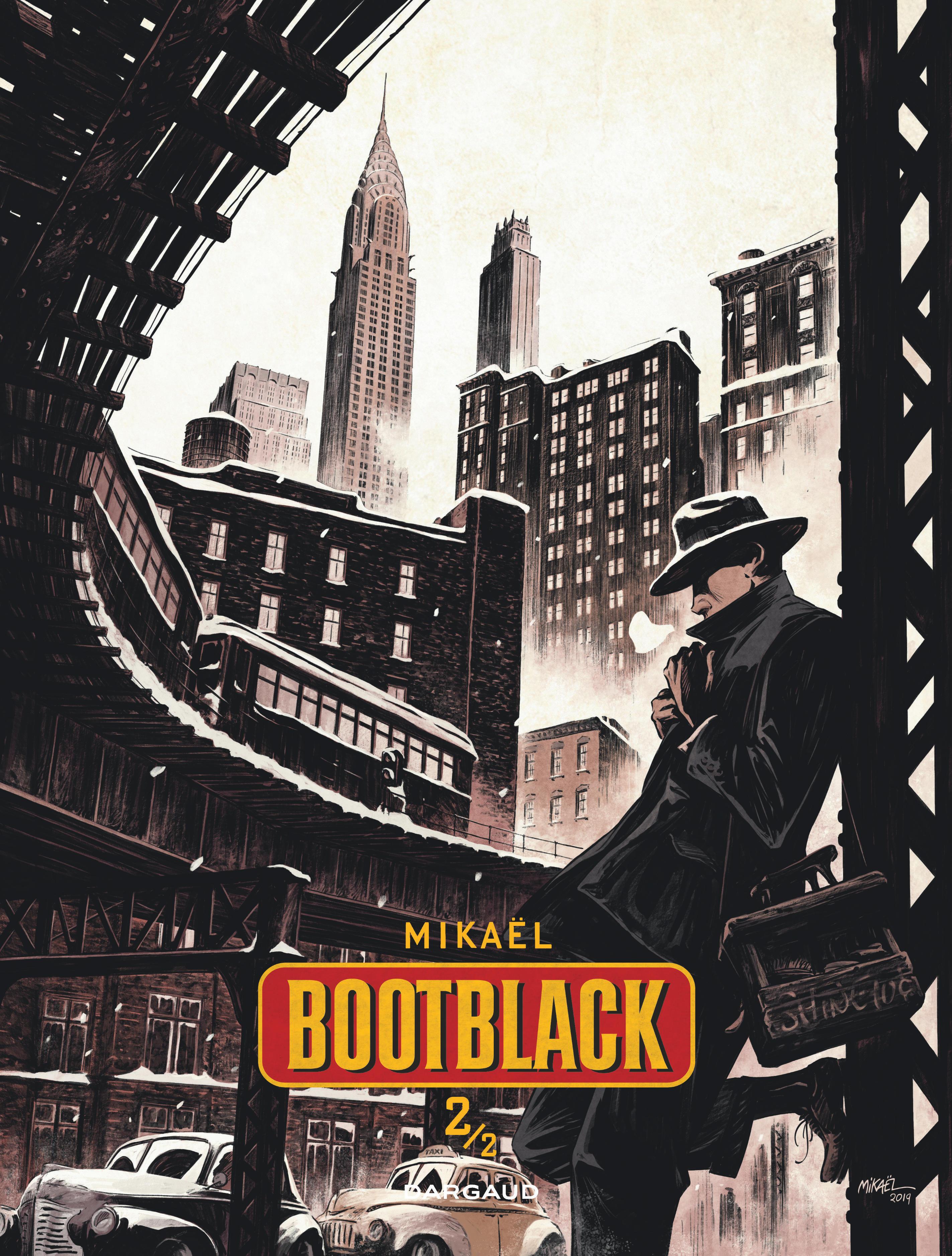 Bootblack 2 - Tome 2/2