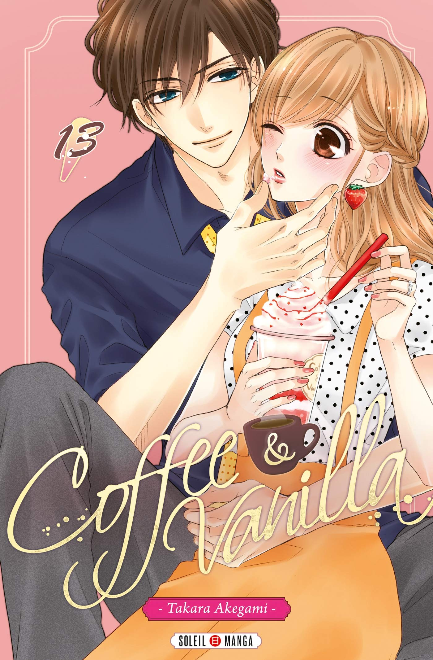 Coffee & Vanilla 13