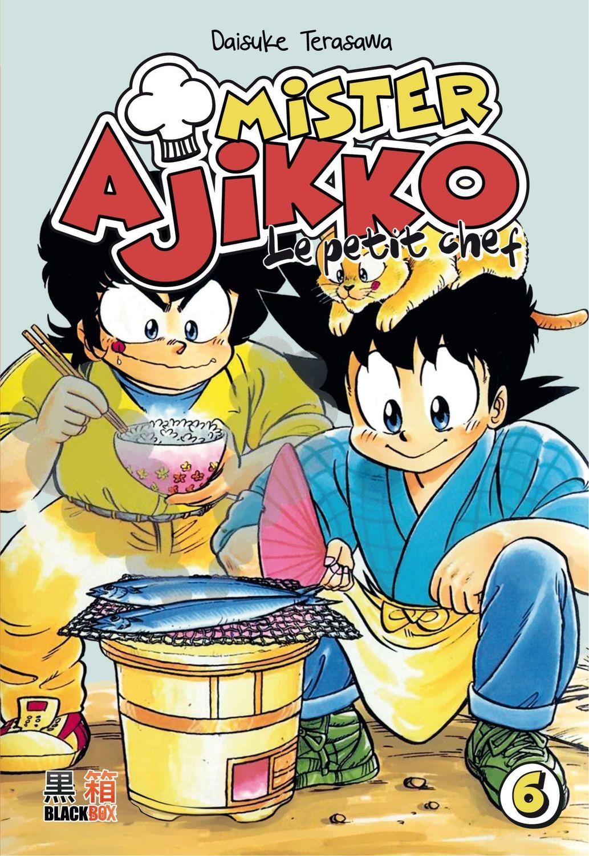 Le petit chef mister Ajikko 6