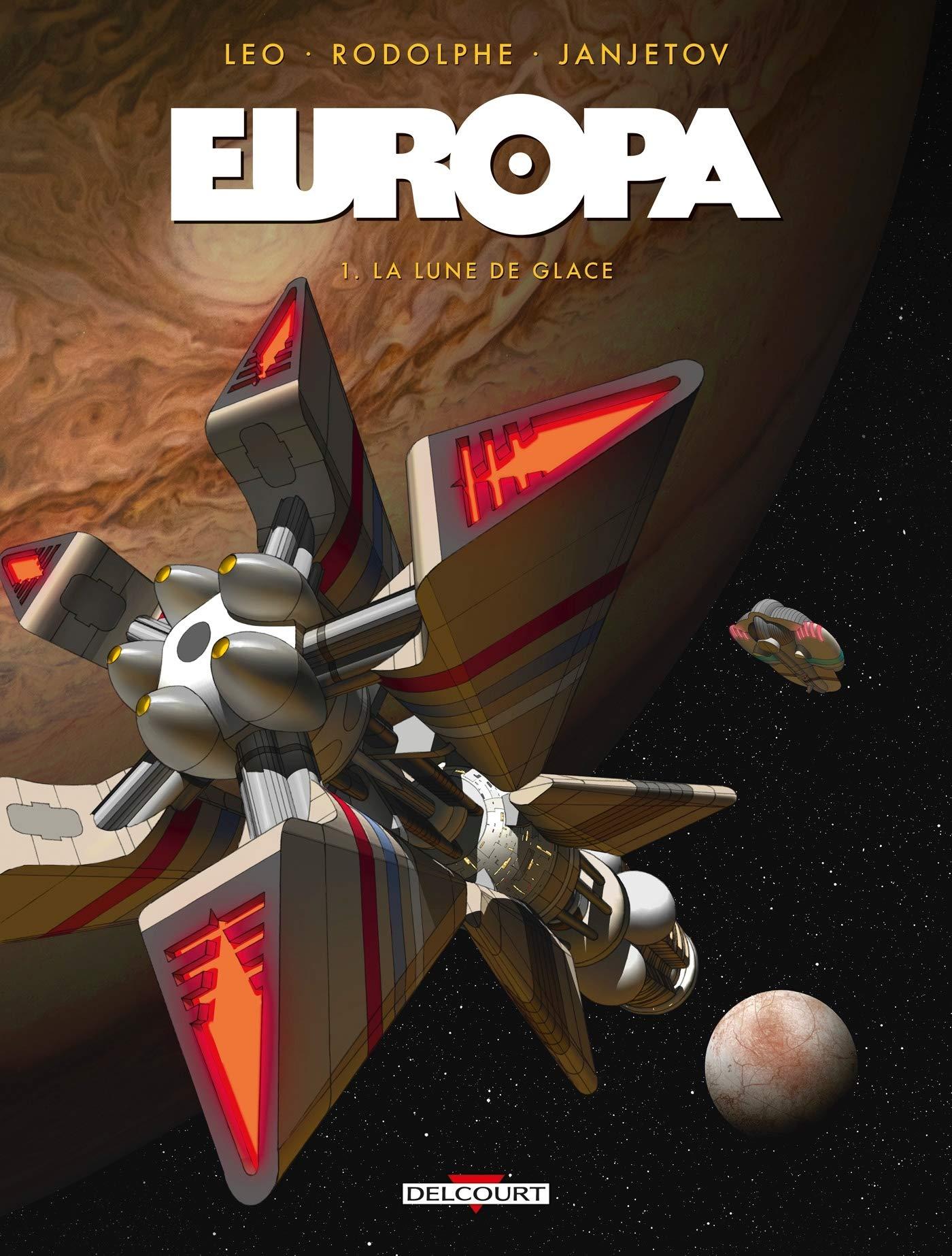 Europa 1 - La lune de glace