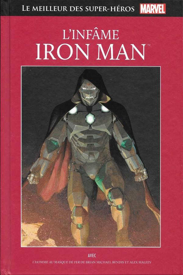 Le Meilleur des Super-Héros Marvel 117 - L'Infâme Iron Man