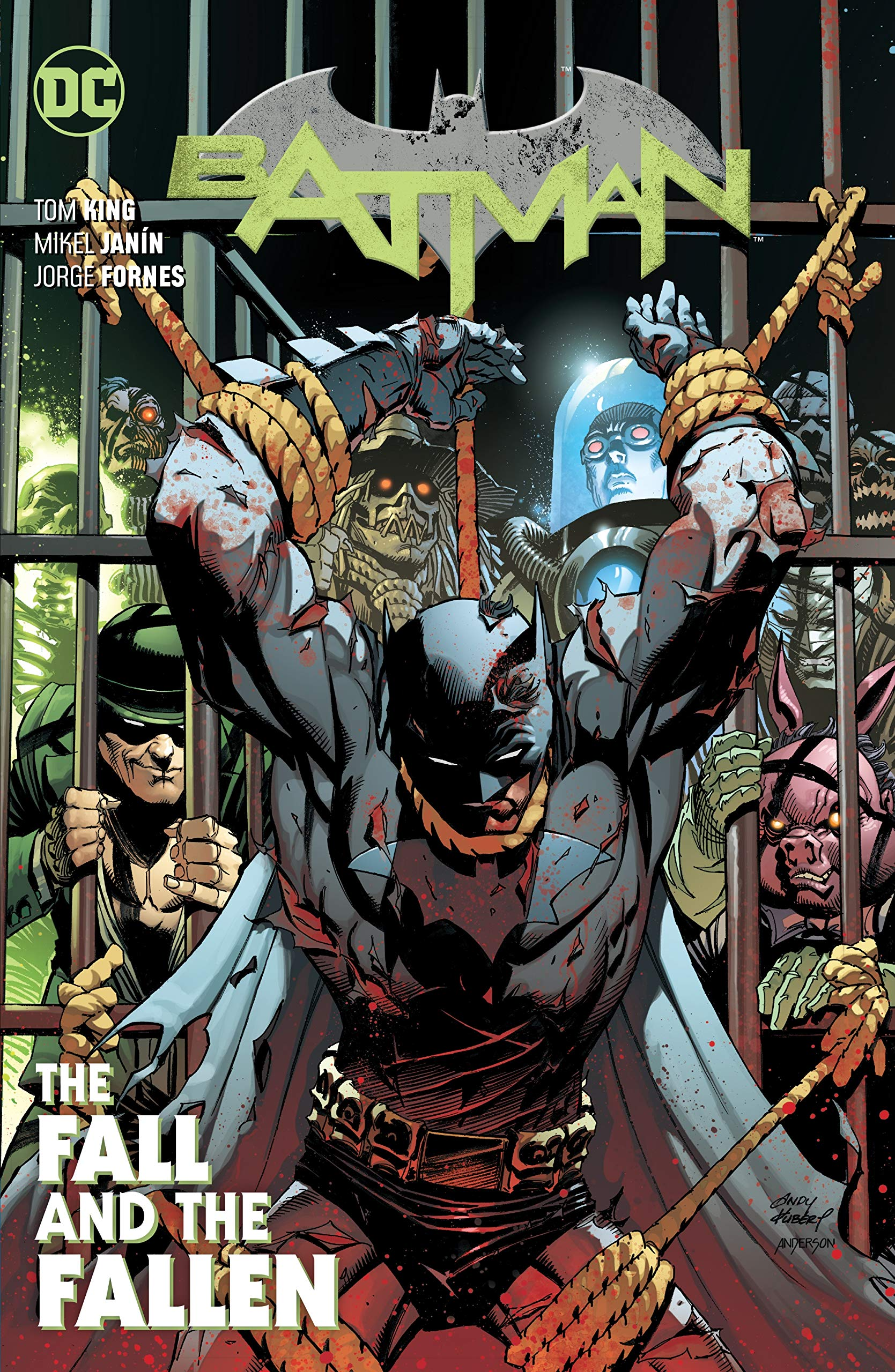 Batman 11 - The fall and the fallen