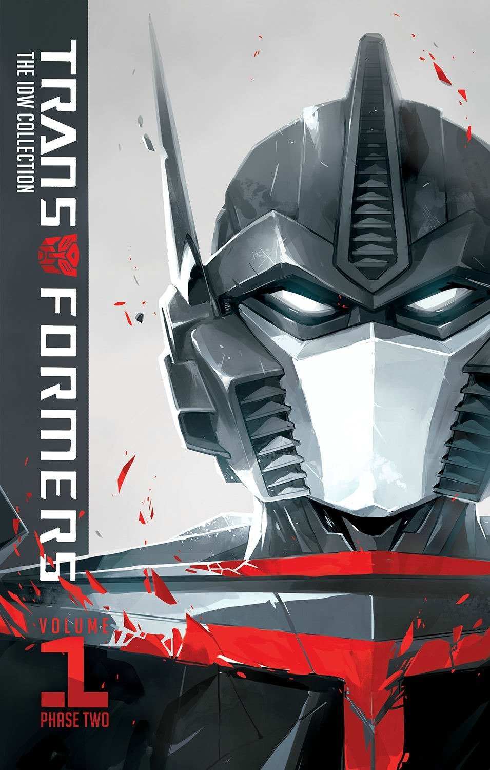Transformers 1 - Transformers: IDW Collection Phase Two Volume 1