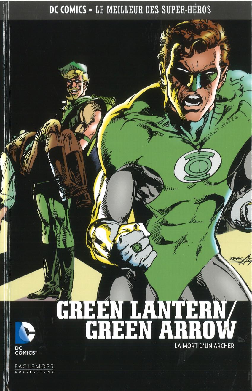 DC Comics - Le Meilleur des Super-Héros 126 - Green Arrow/Green Lantern : La Mort d'un archer