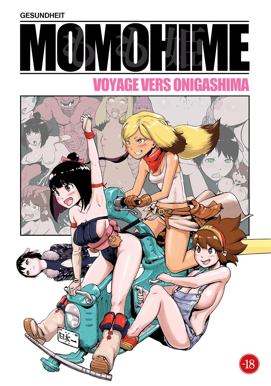 Momohime : voyage vers onigashima 1