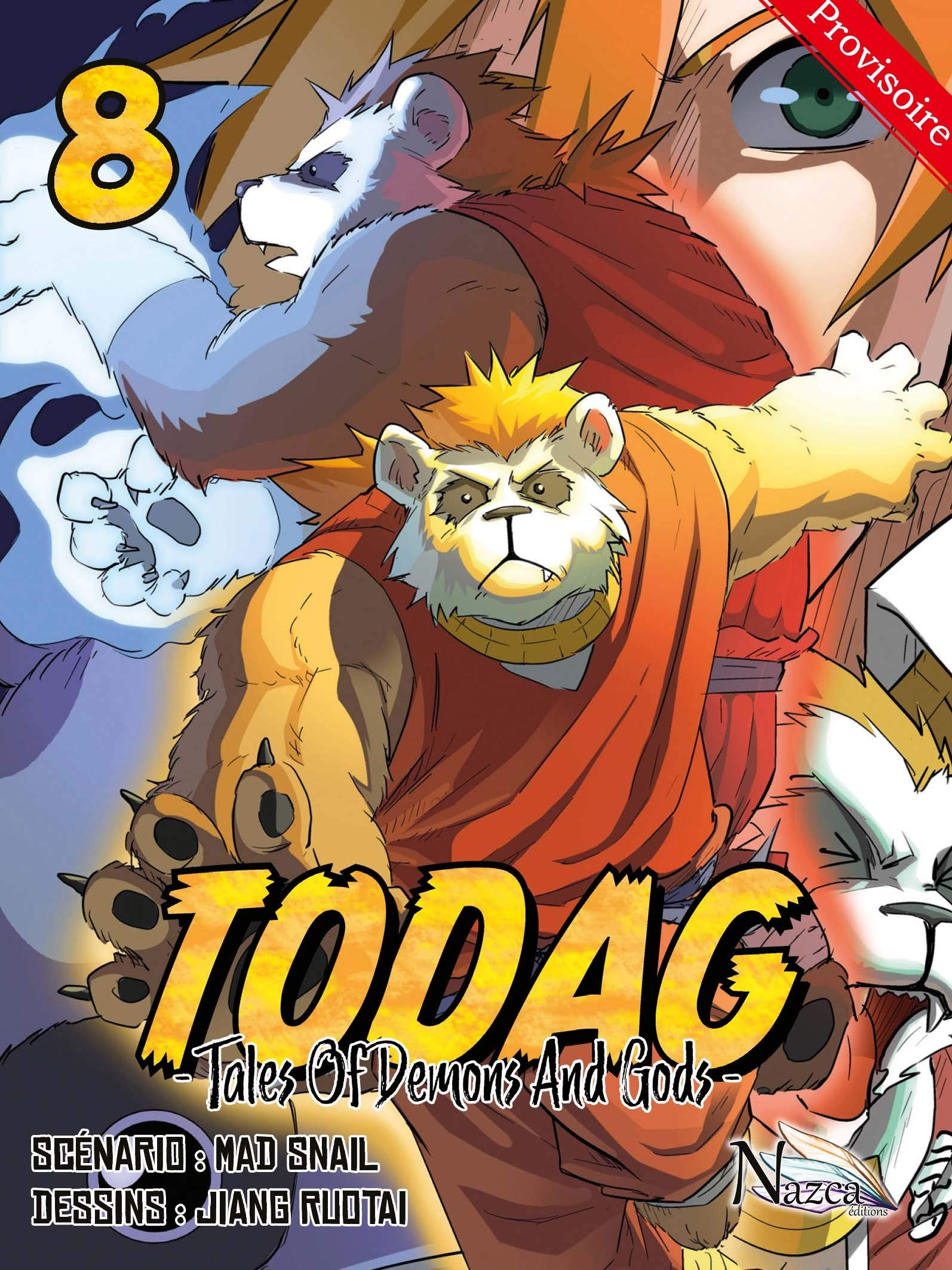 TODAG - Tales of demons and gods  8