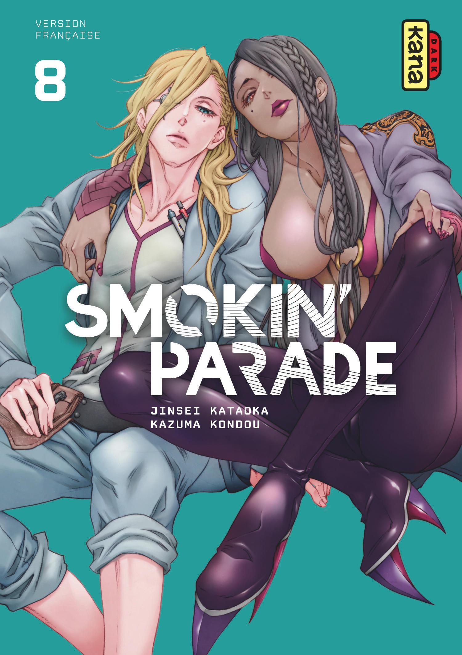 Smokin' parade 8