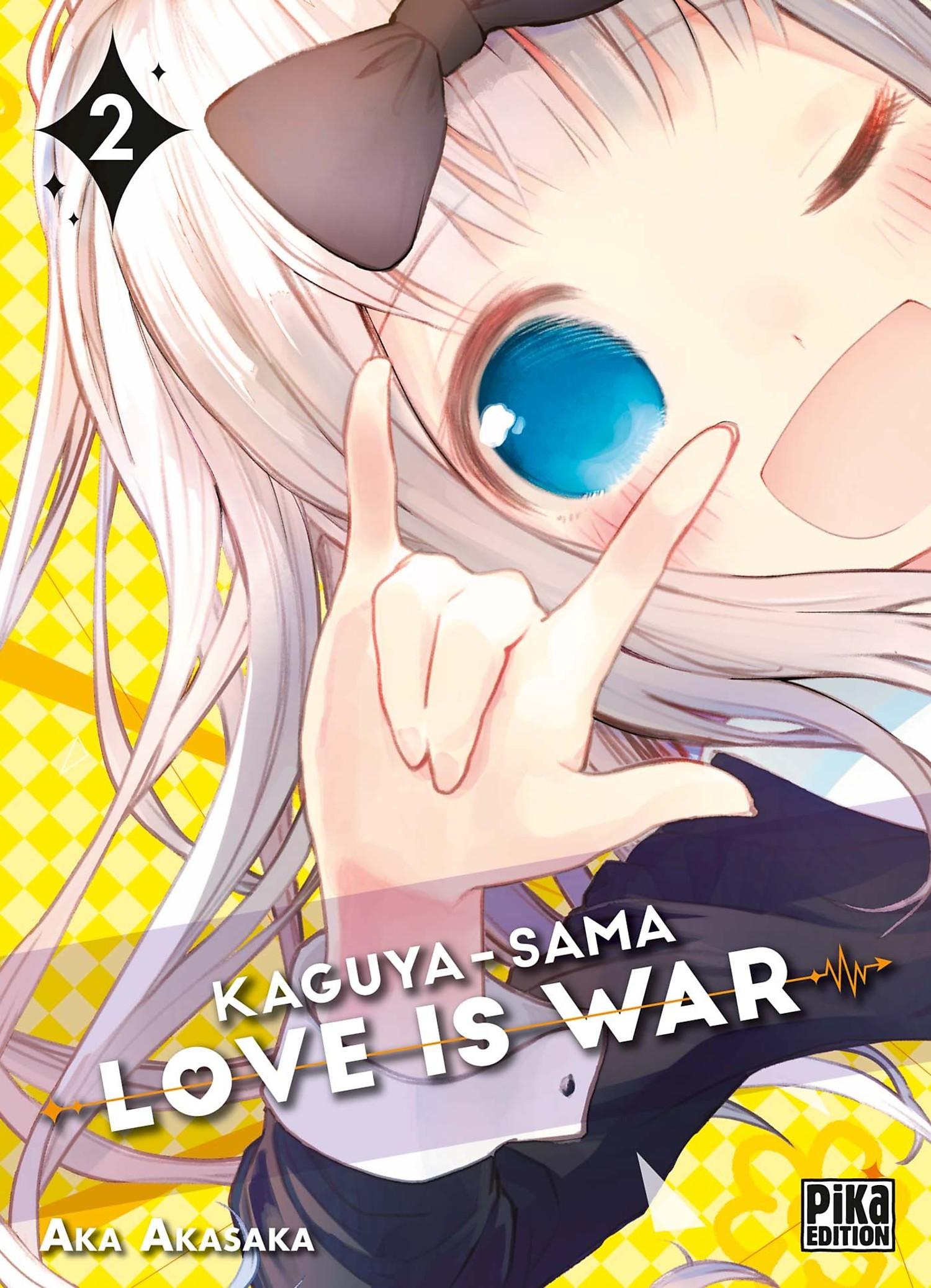 Kaguya-sama : Love Is War 2