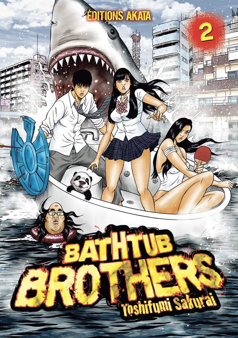 Bathtub Brothers 2