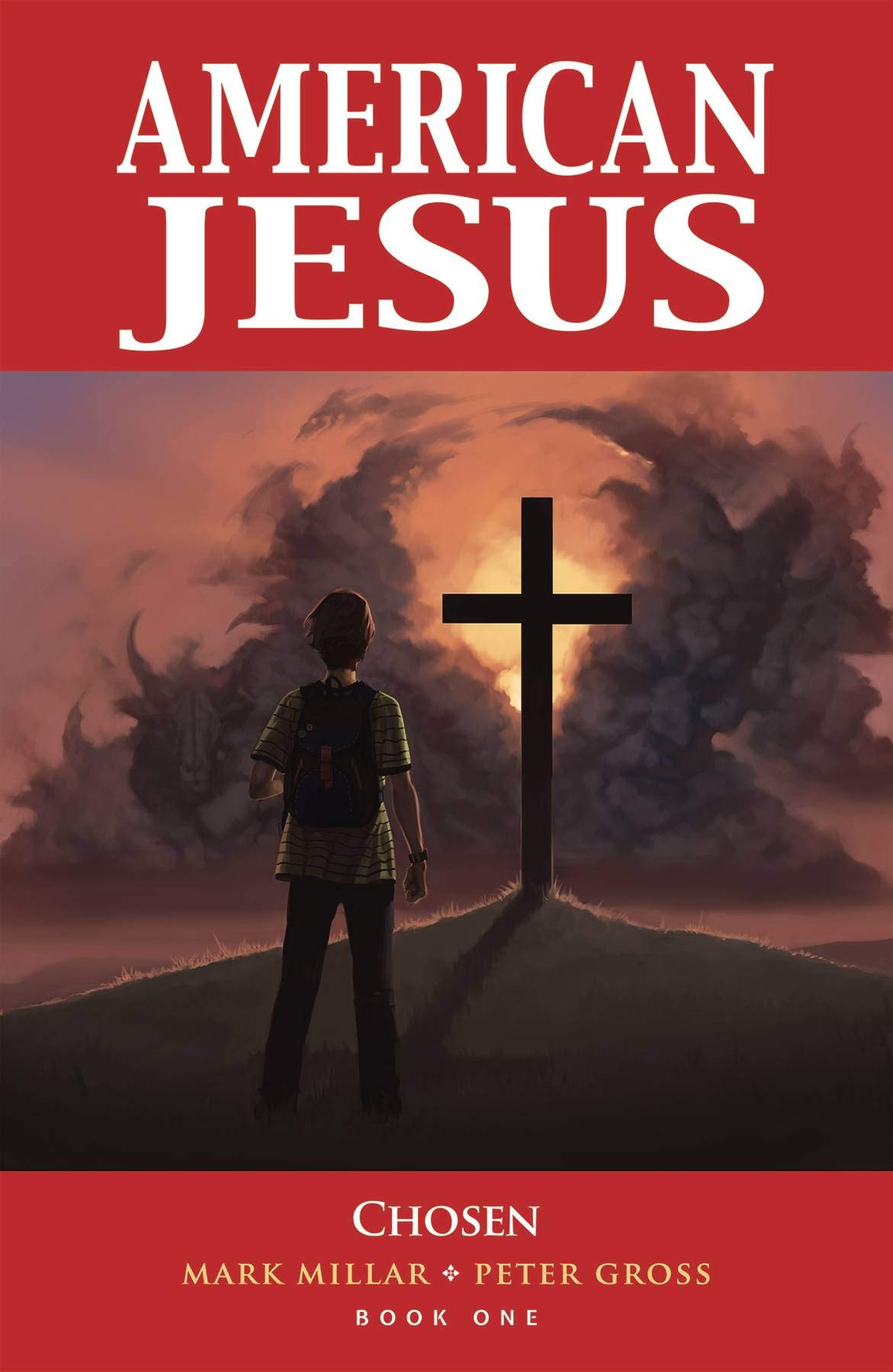 American Jesus 1 - Chosen