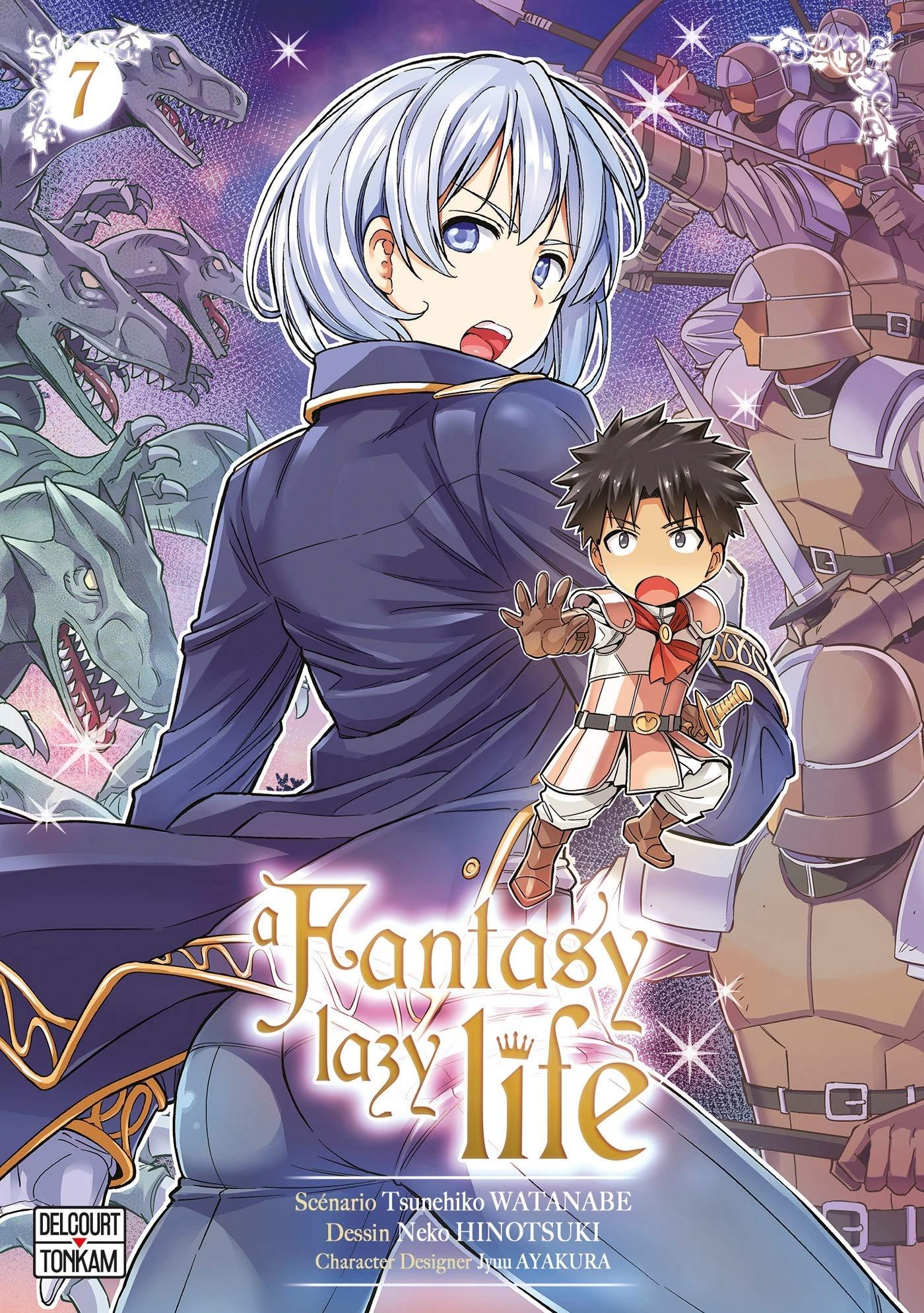 A Fantasy Lazy Life 7