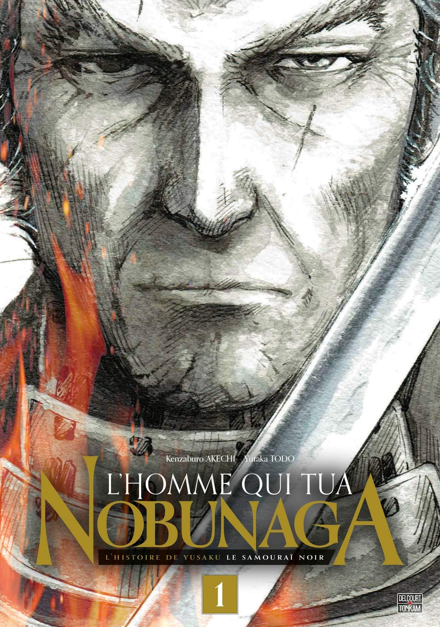 L'Homme Qui Tua Nobunaga 1