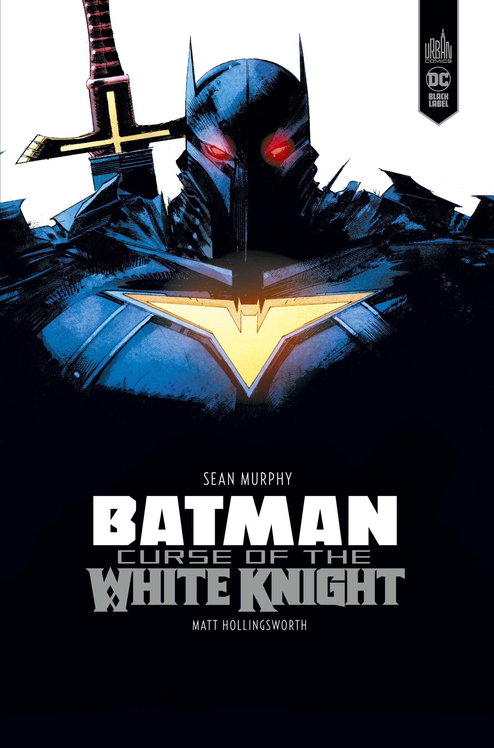 Batman - Curse of the White Knight 1 - Batman – curse of the white knight