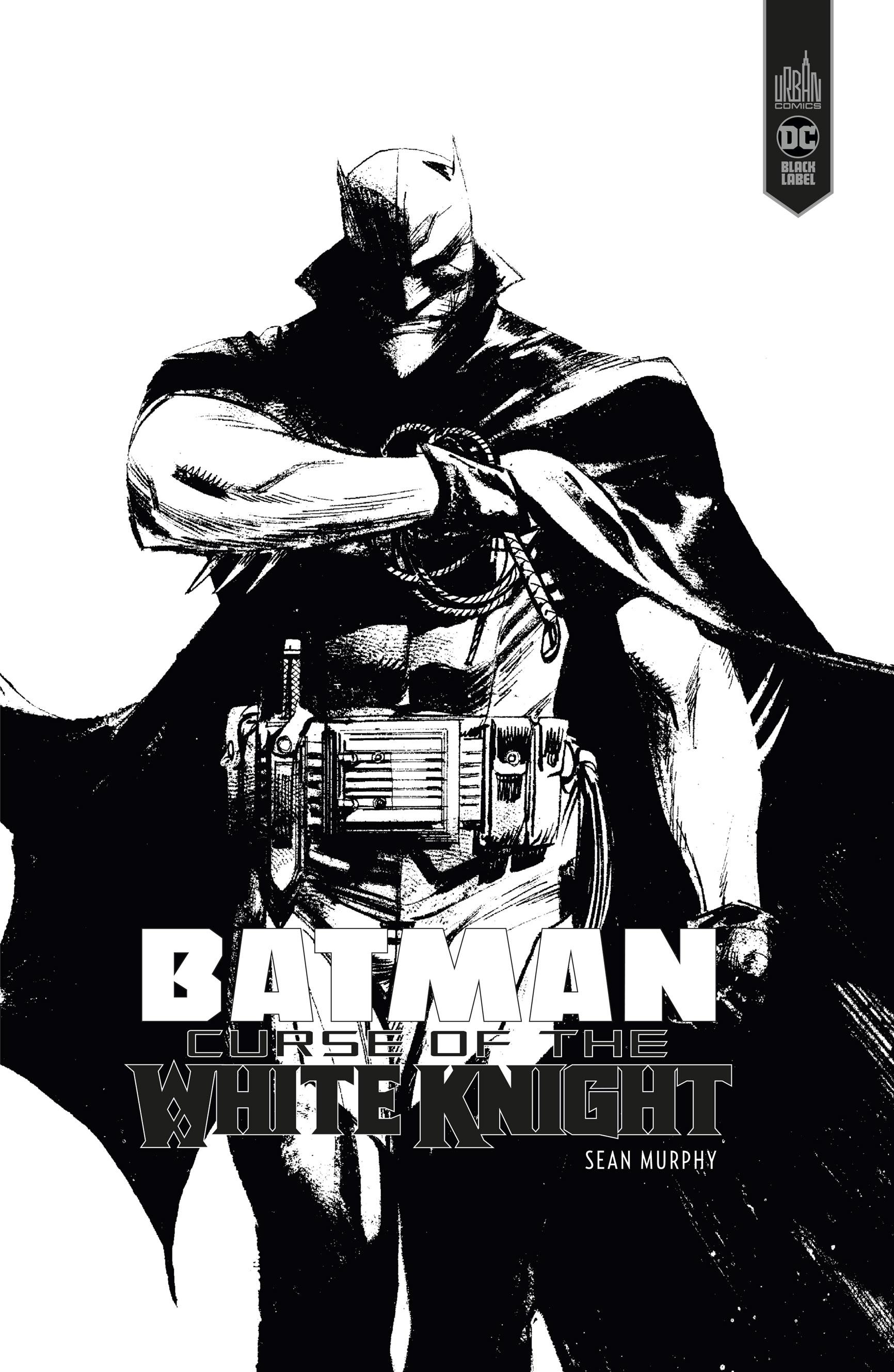 Batman - Curse of the White Knight 1