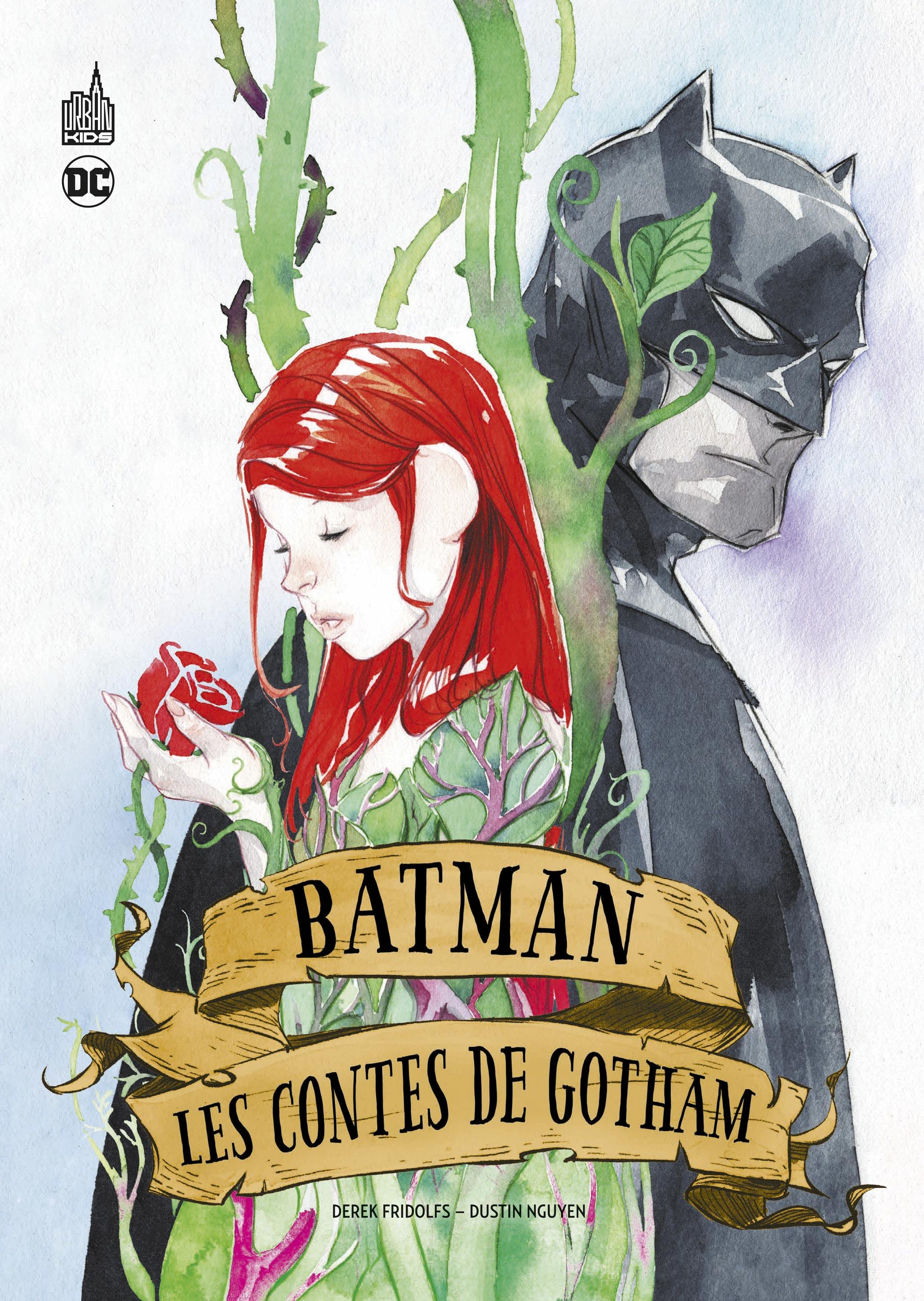 Batman - Les contes de Gotham 1