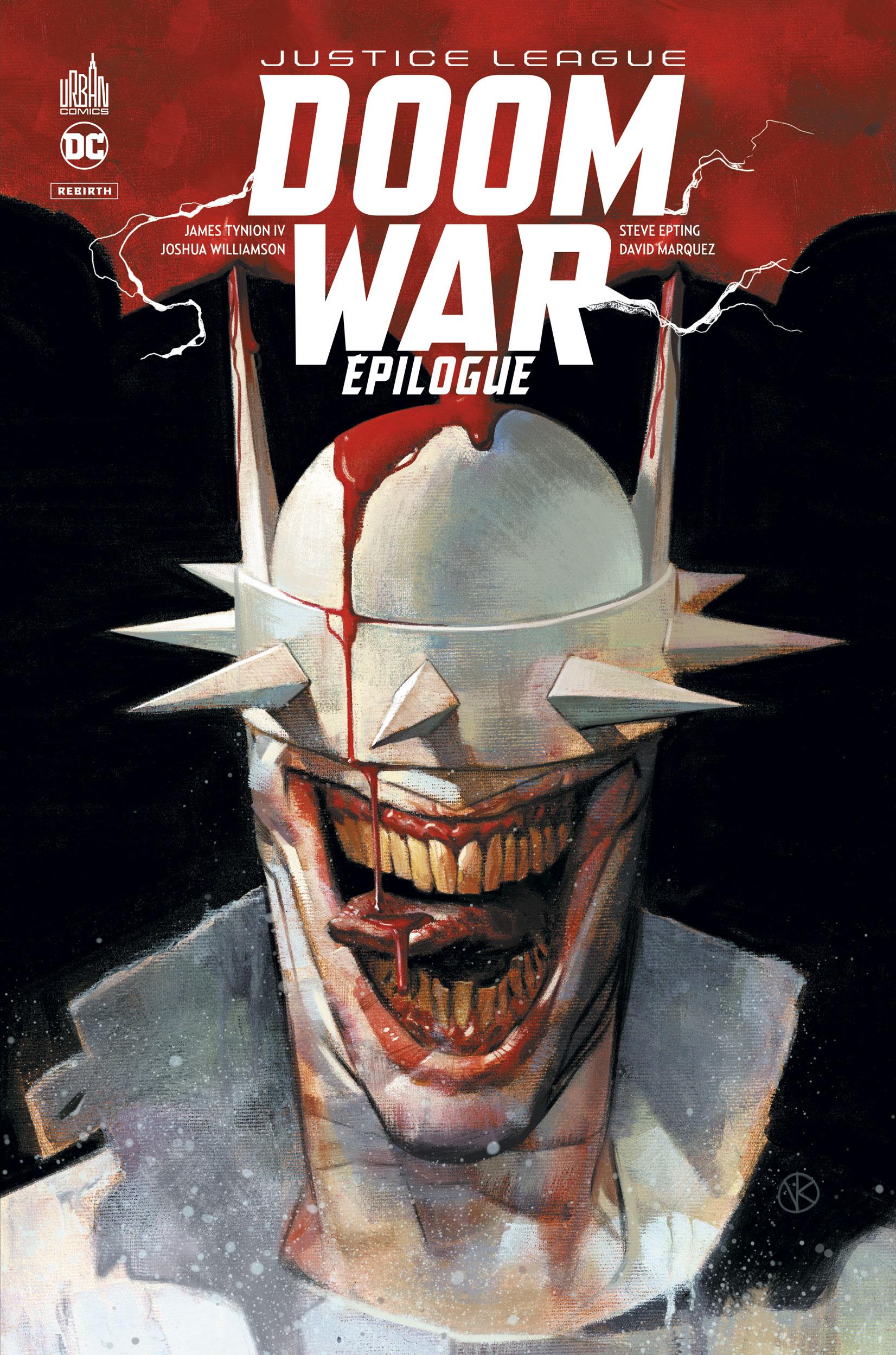 Justice league doom war – épilogue 1