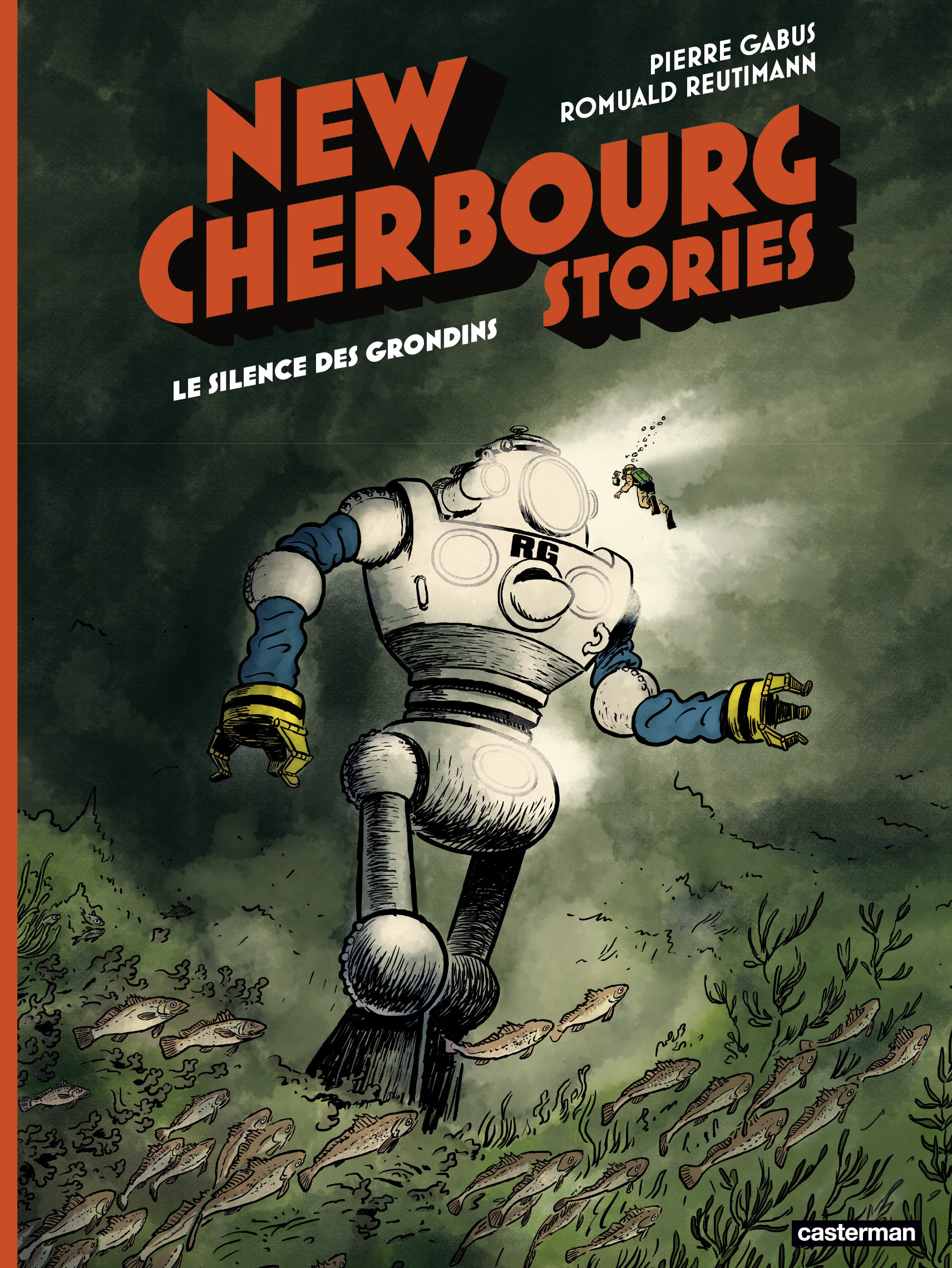 New Cherbourg Stories 2 - Le silence des Grondins