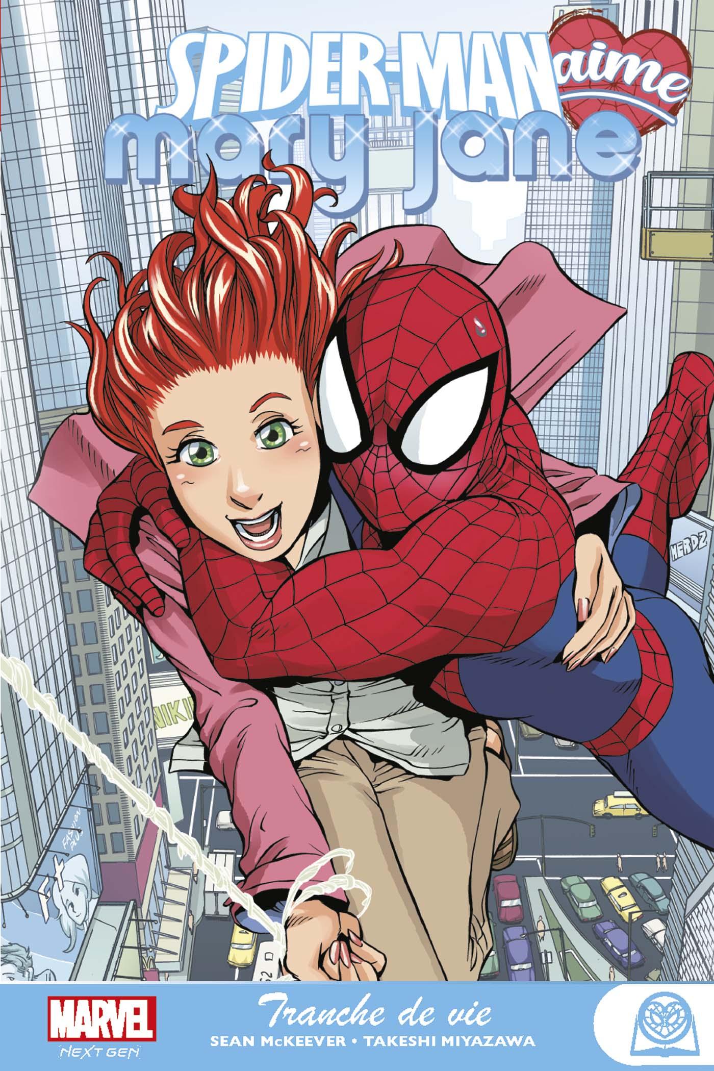 Spider-Man aime Mary Jane 1