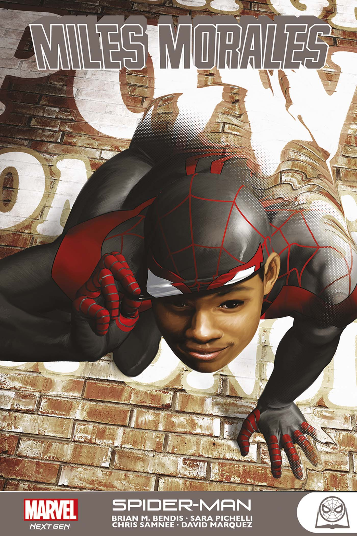 Miles Morales - Ultimate Spider-Man 1