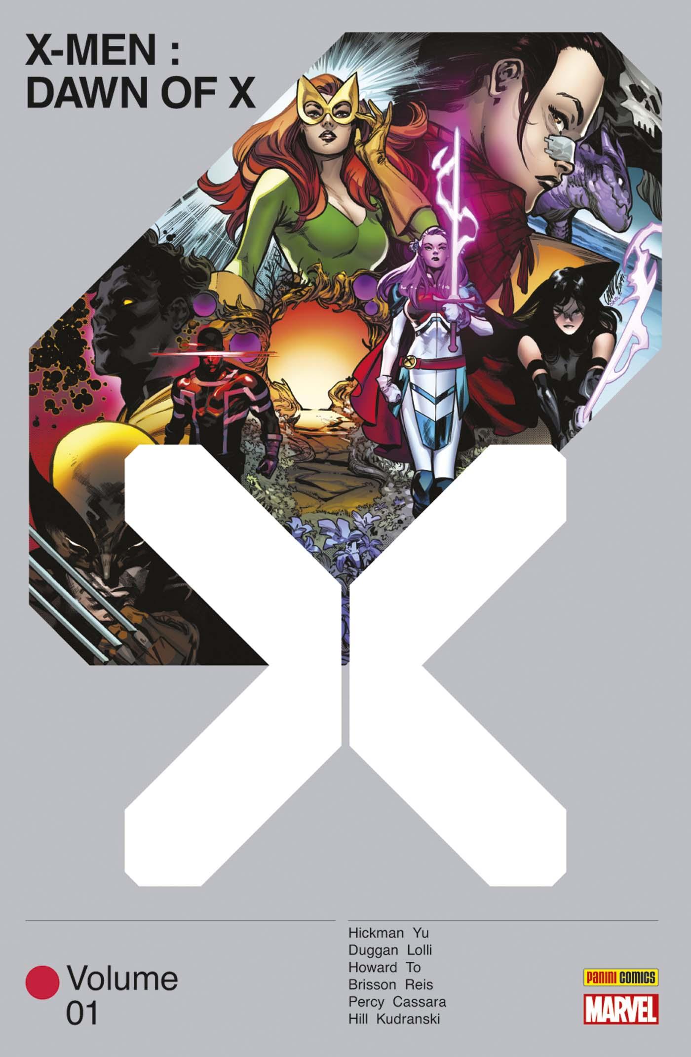 Dawn Of X 1