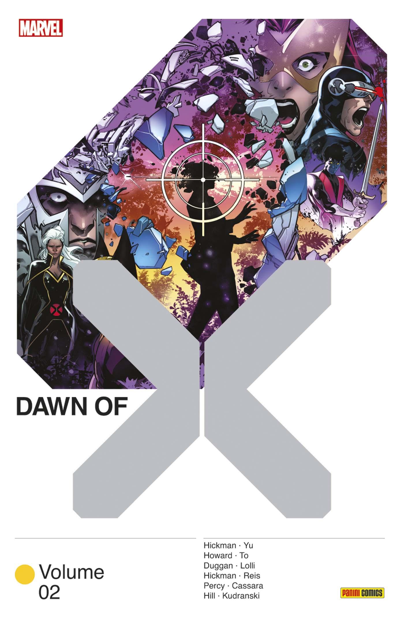 Dawn Of X 2