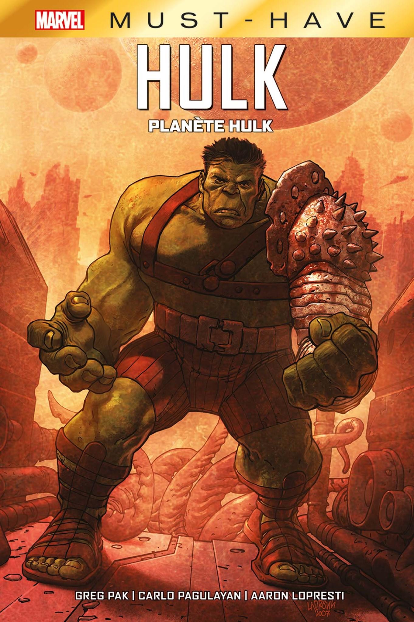 Hulk - Planète Hulk 1