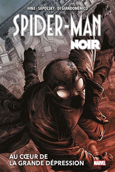 Spider-Man Noir - Au coeur de la Grande Dépression 1